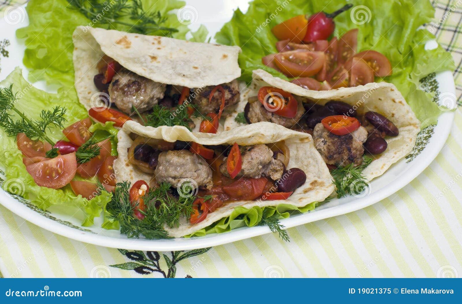 Mexicaanse Taco s
