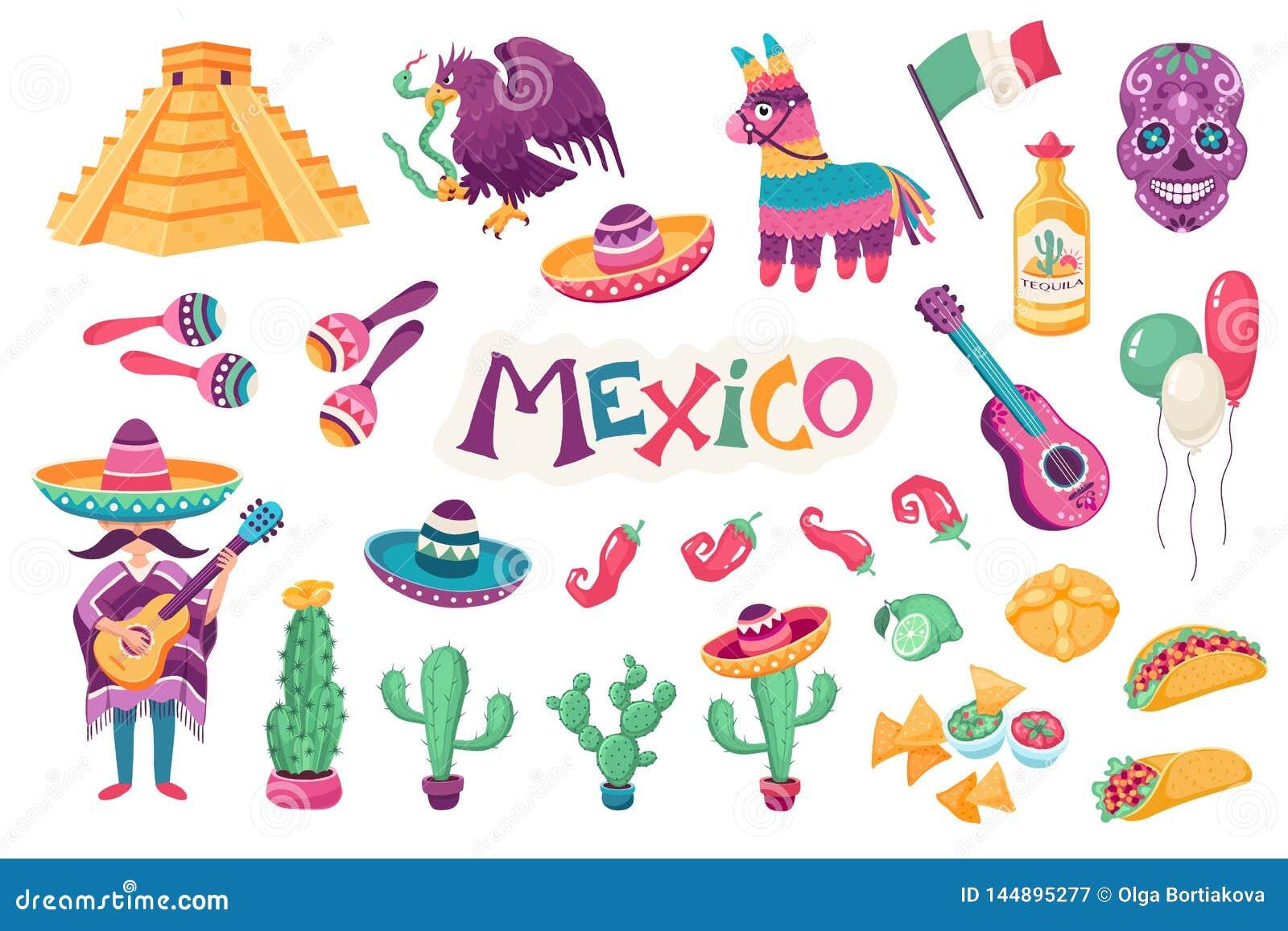 Mexicaanse traditionele voorwerpen