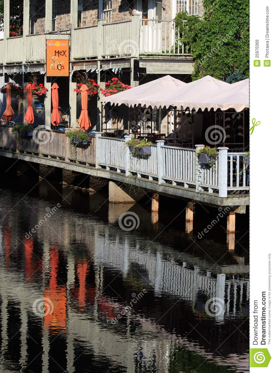 Mexicali Rosa's in Perth editorial stock image  Image of