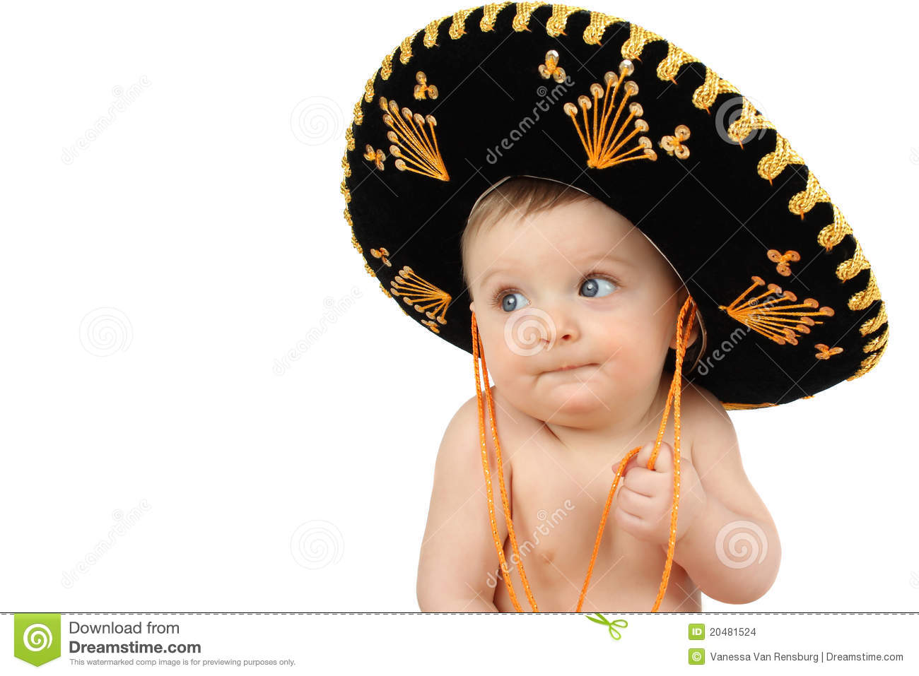 Mexican Baby Stock Images Image 20481524