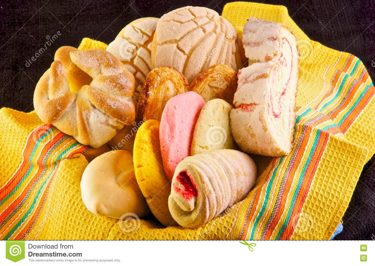 Mexican Bakery Stock Image Image Of Bread Clay Plate 81057209