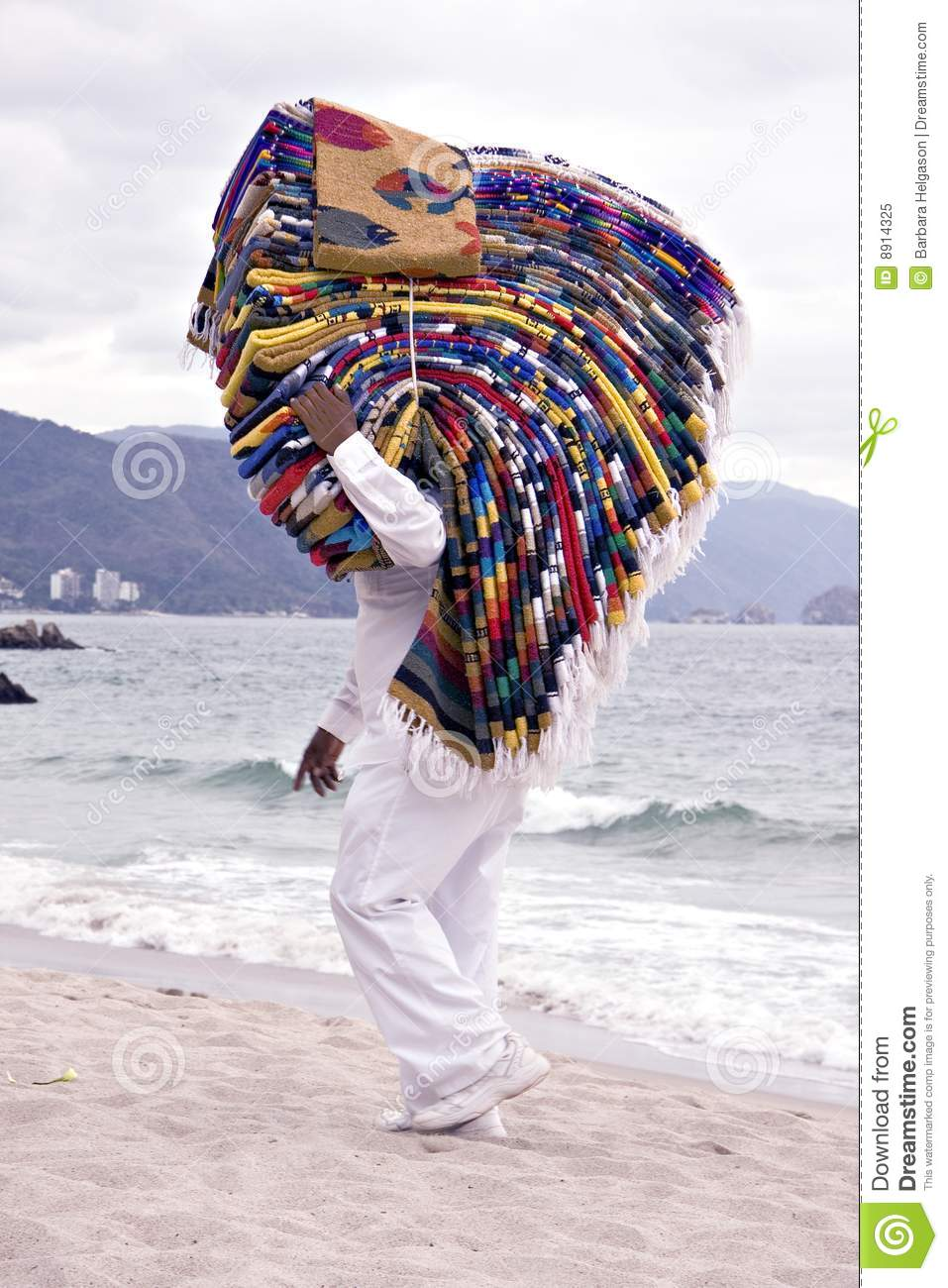 Mexican Blankets Royalty Free Stock Photo Image 8914325
