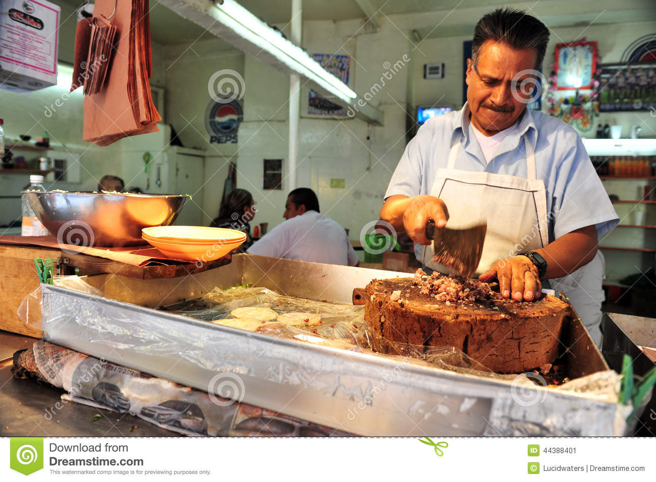 Mexican Street Food Mexico City
