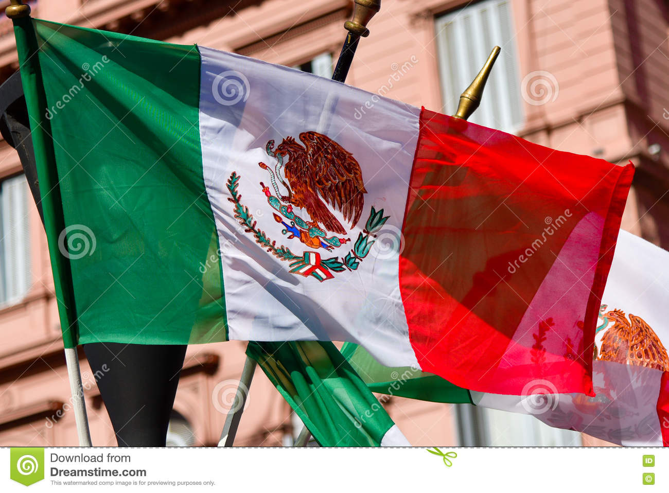 mexican flag background royalty free stock image cartoondealer