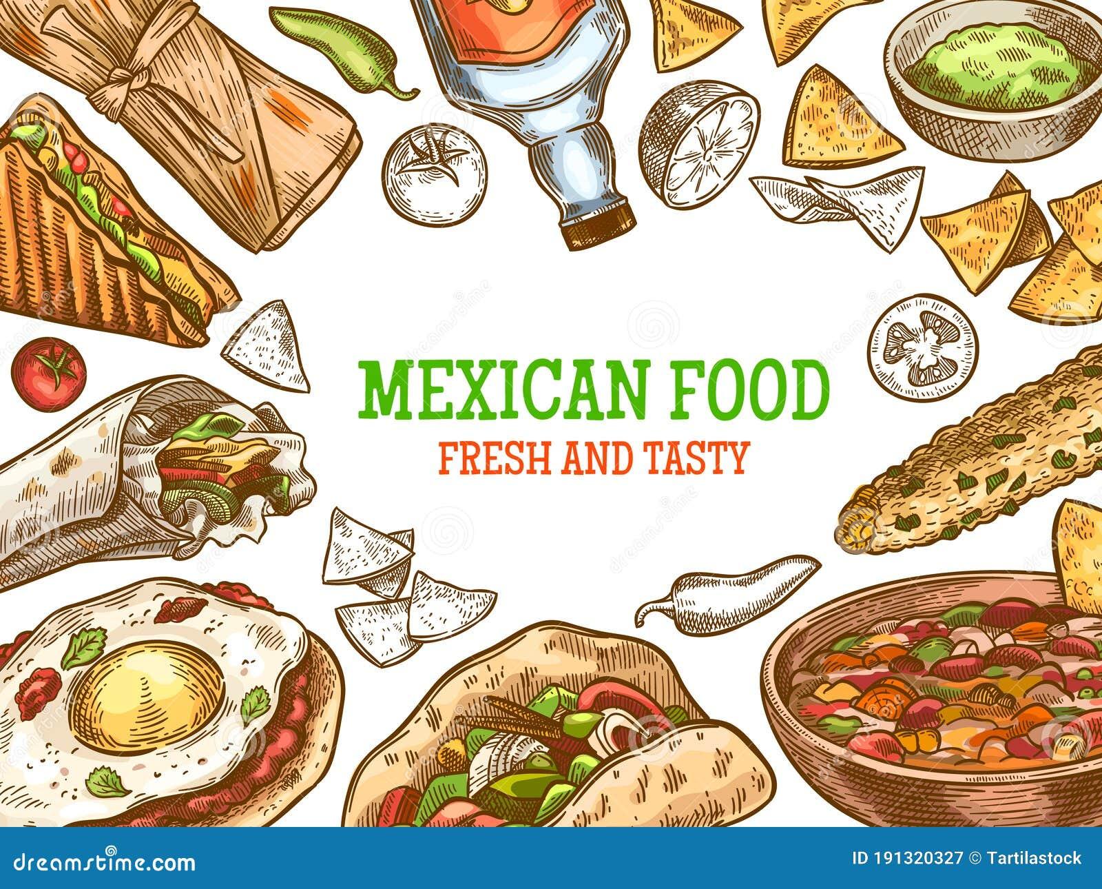 clipart nachos #40   Ilustración postre, Alimentos dibujos, Dibujos kawaii