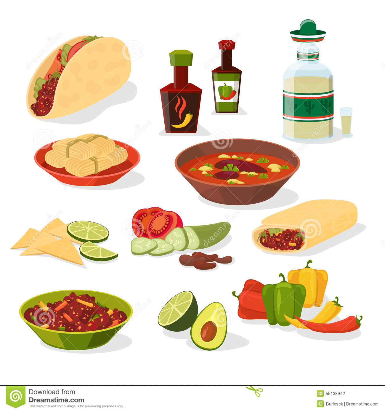 Mexican Food And Drink Prices