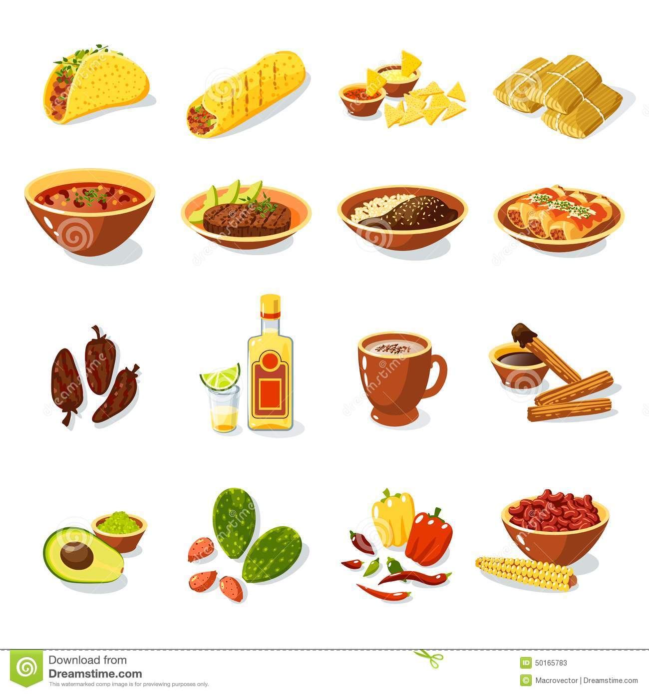 Free Mexican Food Stock Photos