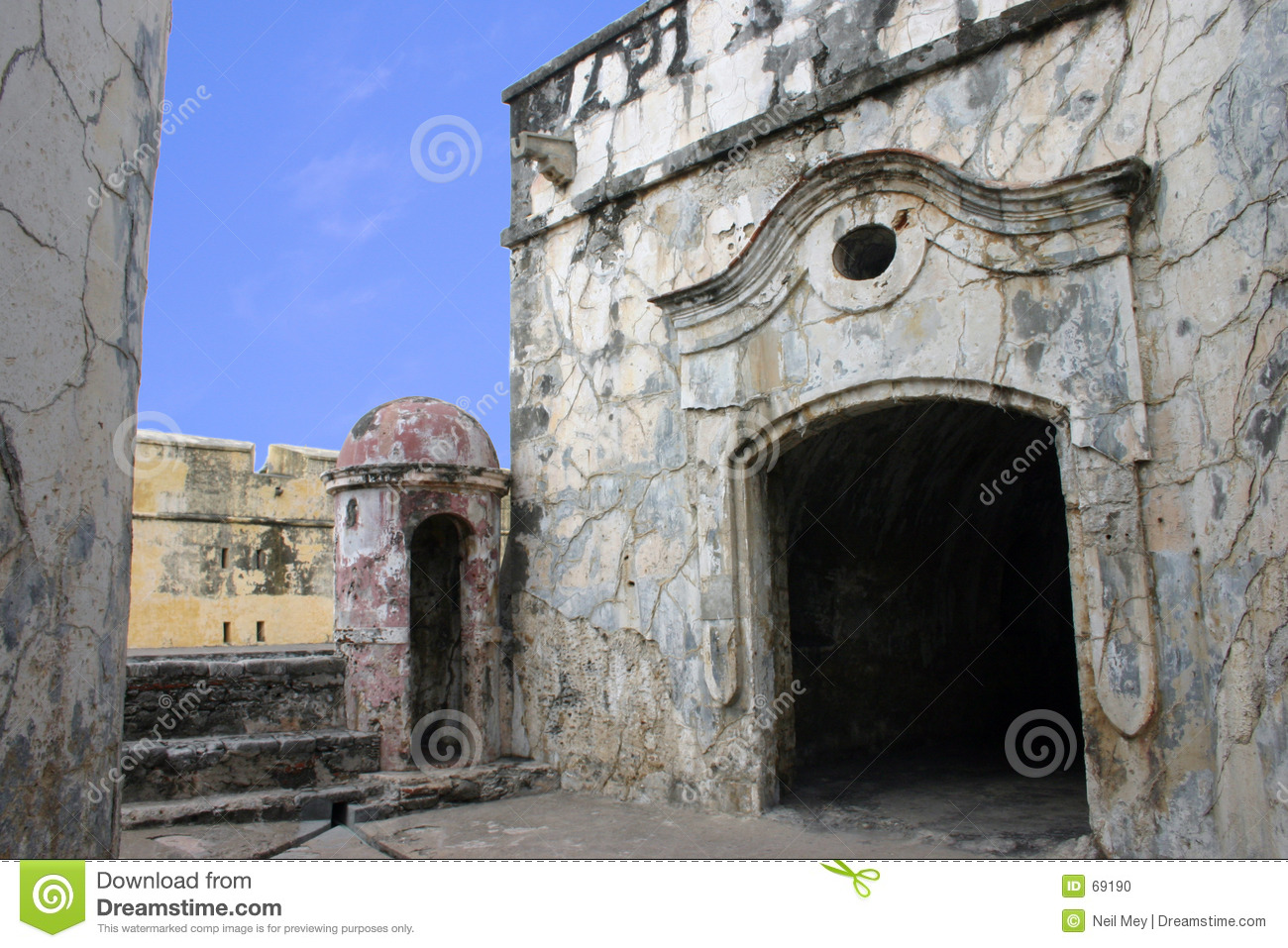 Mexican Fort