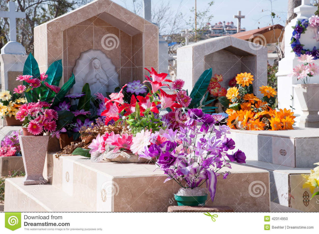 Mexican Grave 2