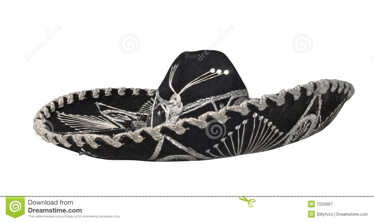 Mexican Hat Royalty Free Stock Photography - Image: 1550667