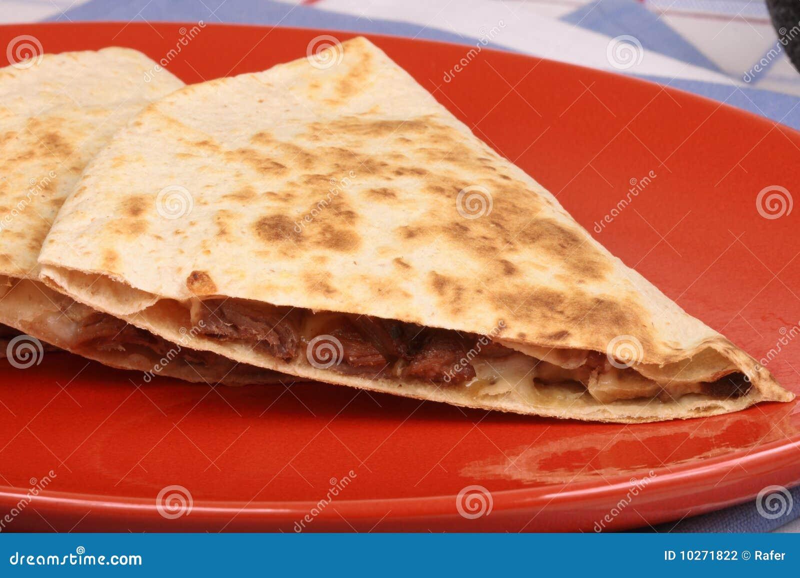 Mexican Restaurant Quesadilla