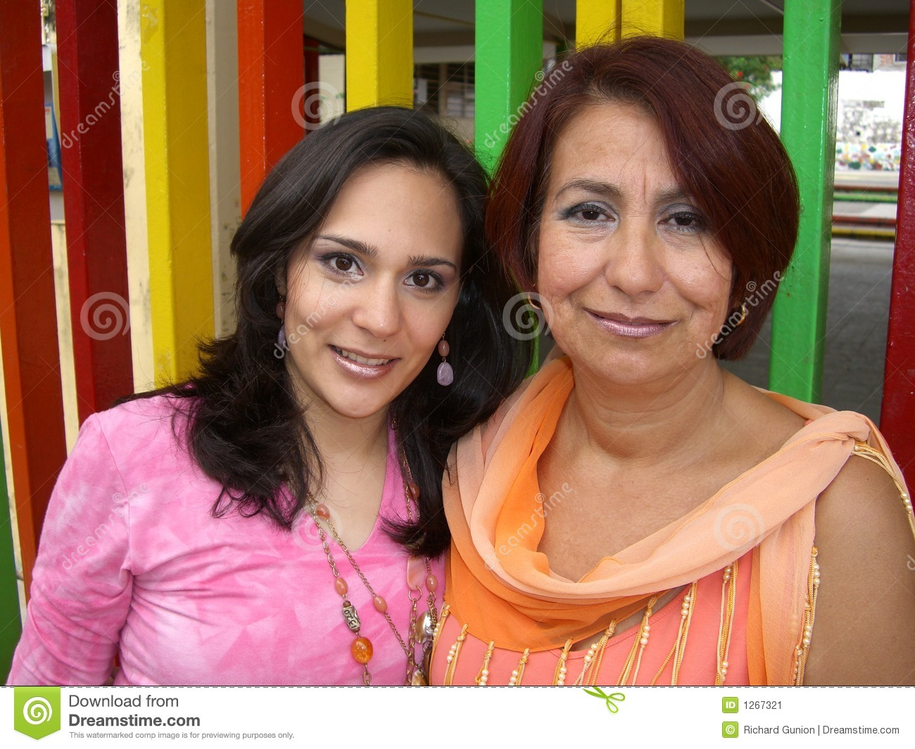 Mature mexican women
