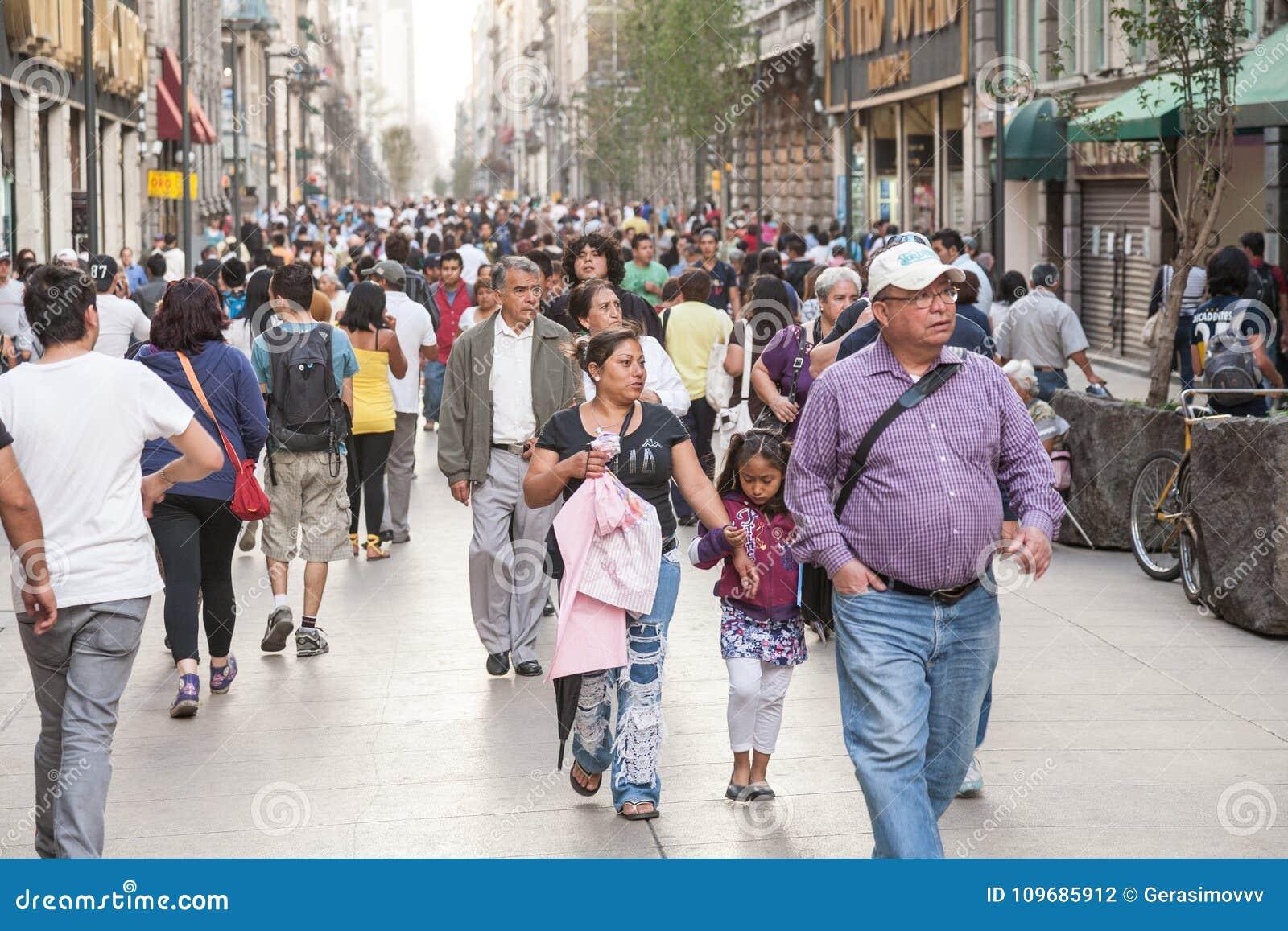 Df Mexico People