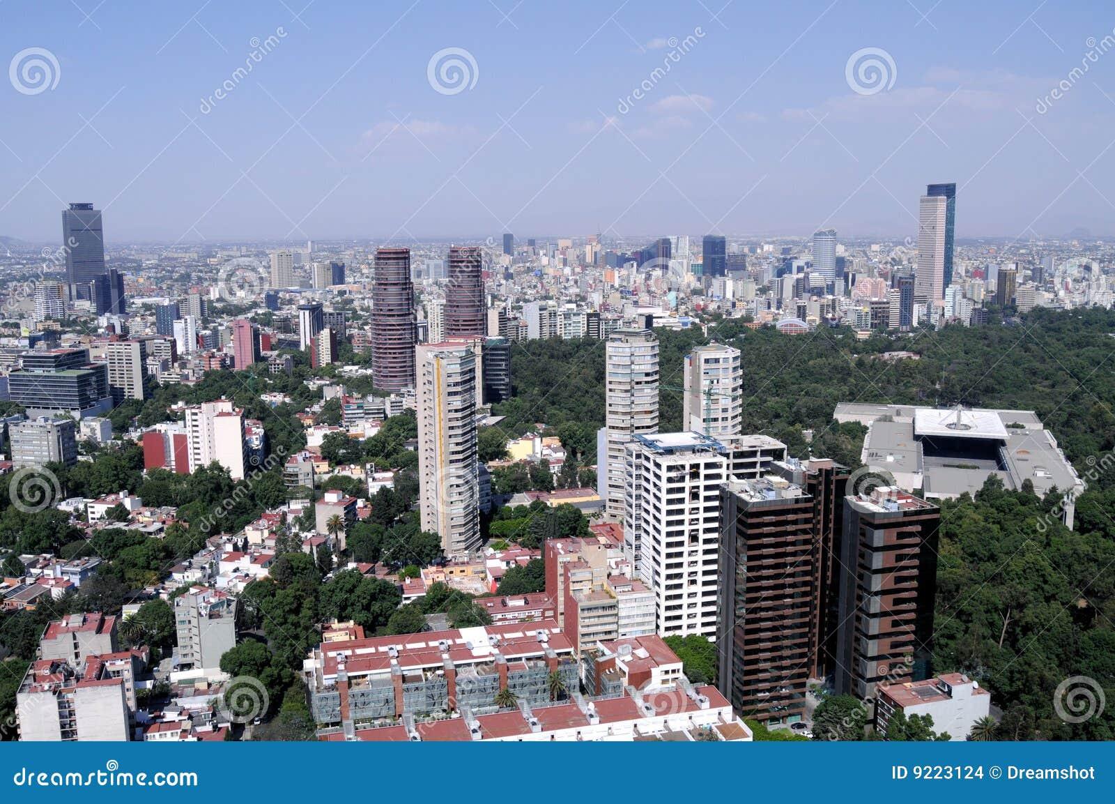 Uhrzeit Mexico City