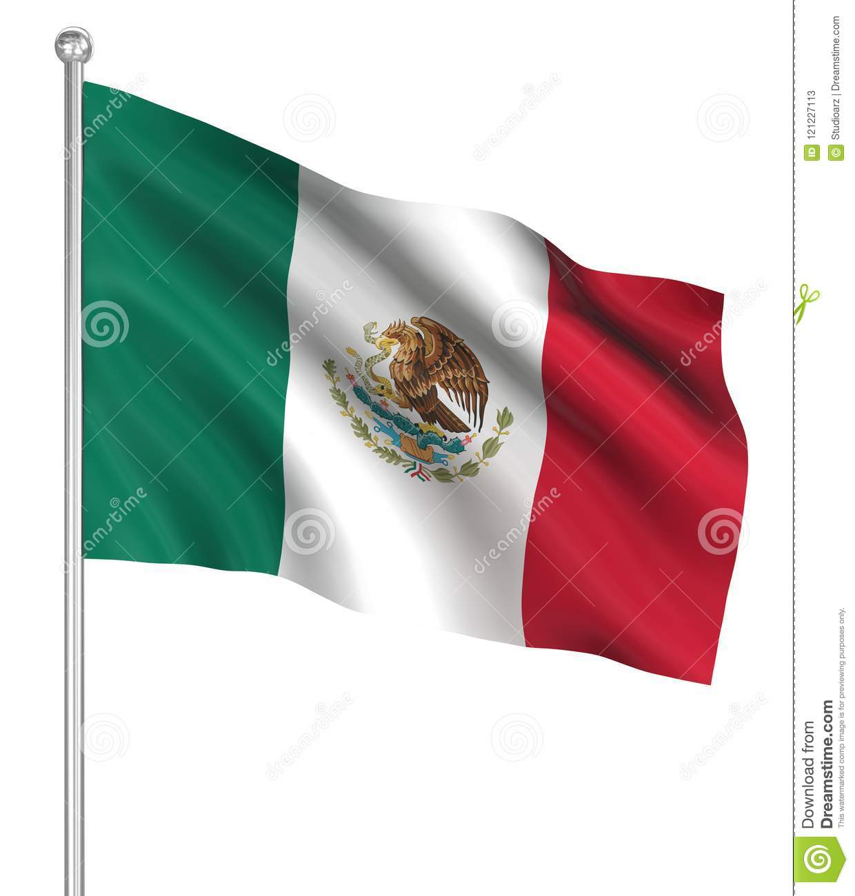 Country flag - Mexico