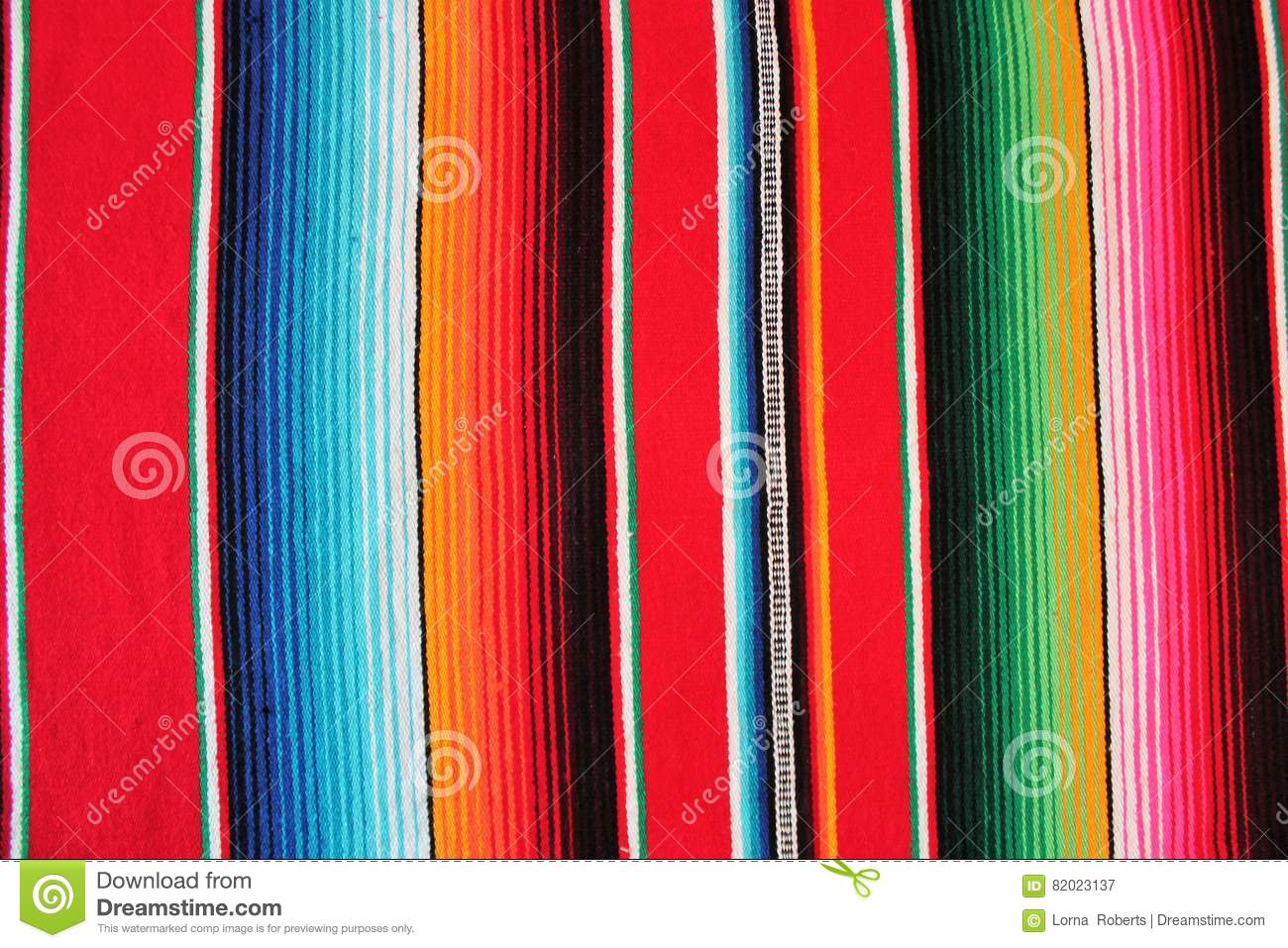 poncho background Mexico Mexican traditional cinco de mayo rug fiesta with stripes