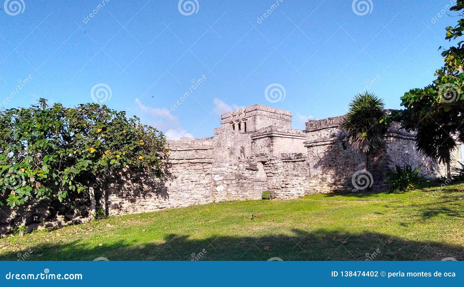 Mexico ruins Tulum