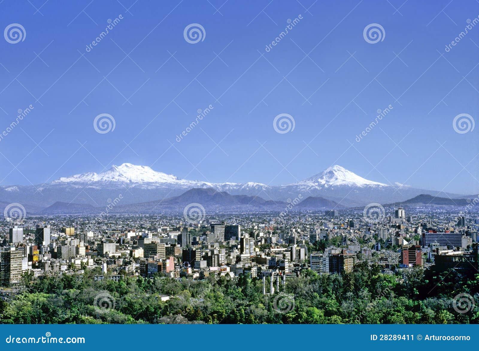 Mexico - stad
