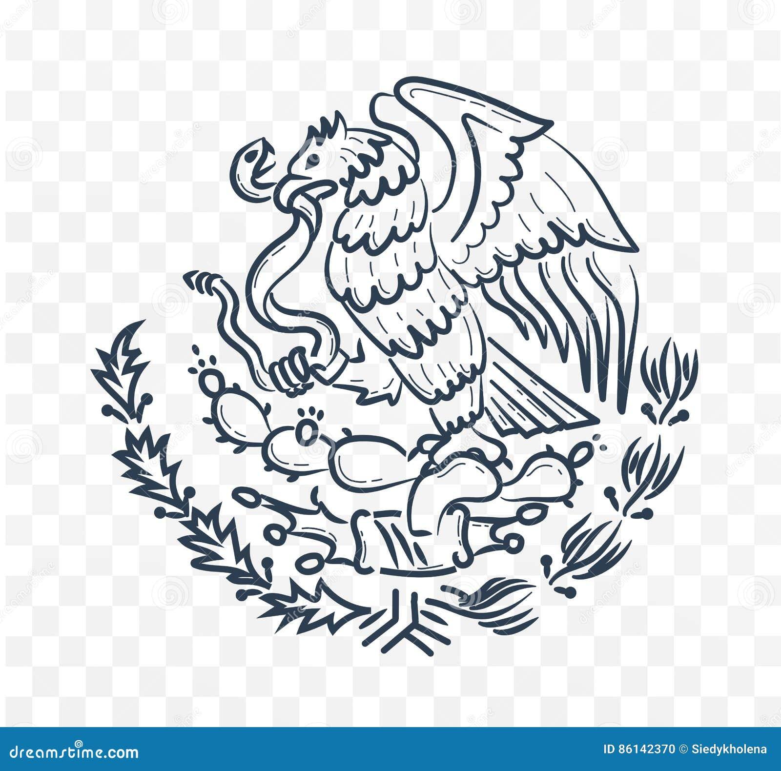 Mexico vapensköld