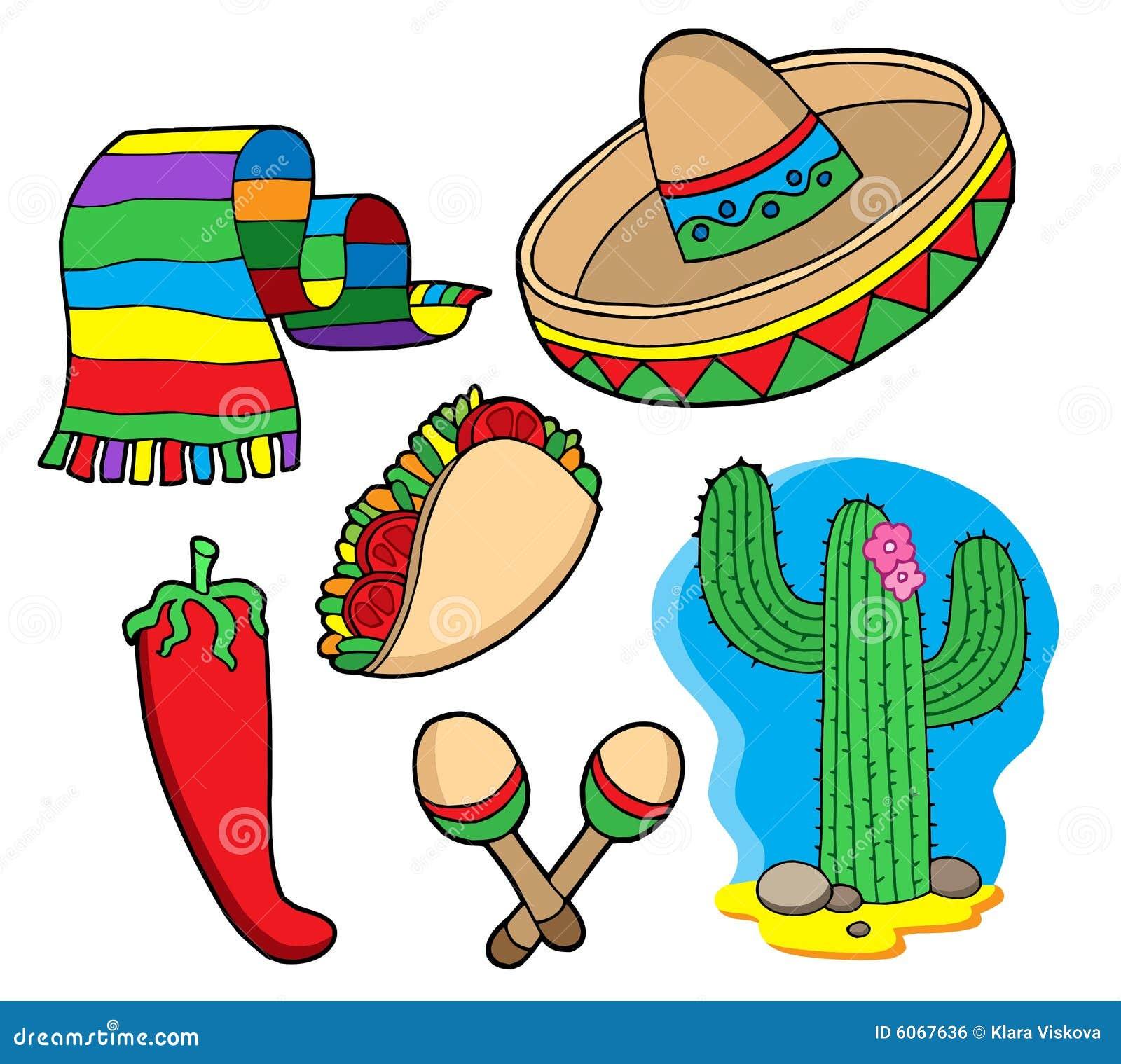 Mexikanische Ansammlung
