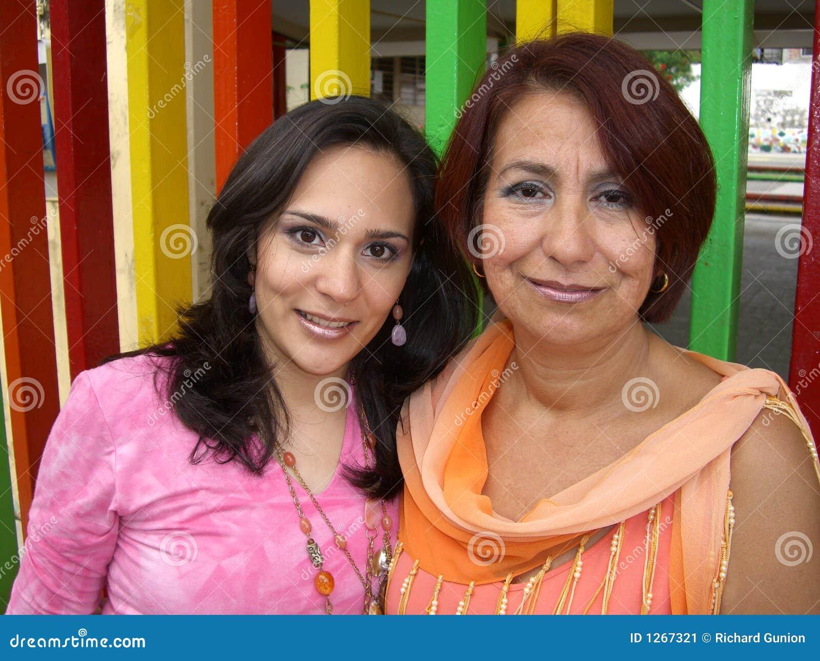 Mexikanische Frauen