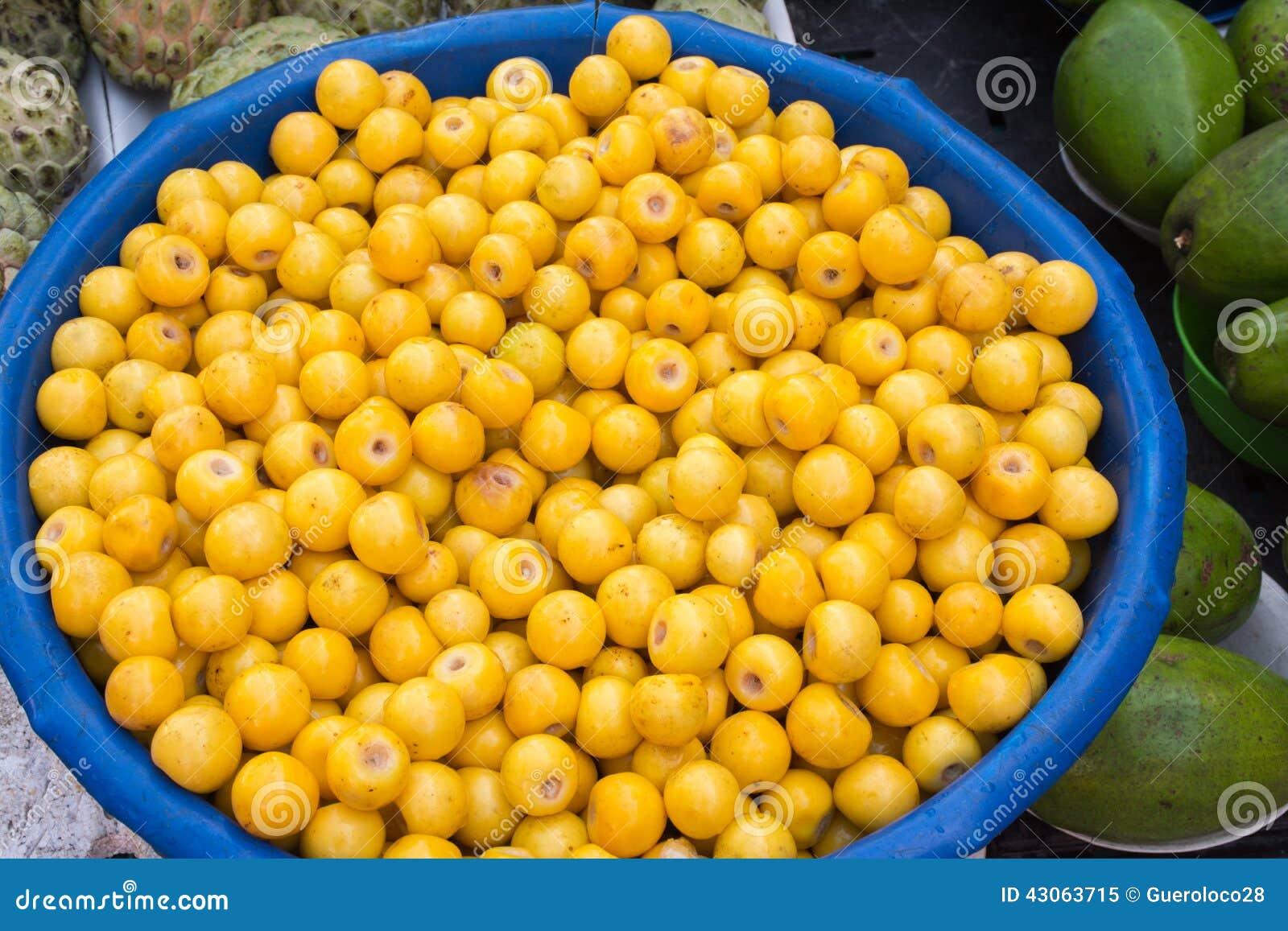 Mexikanische Früchte