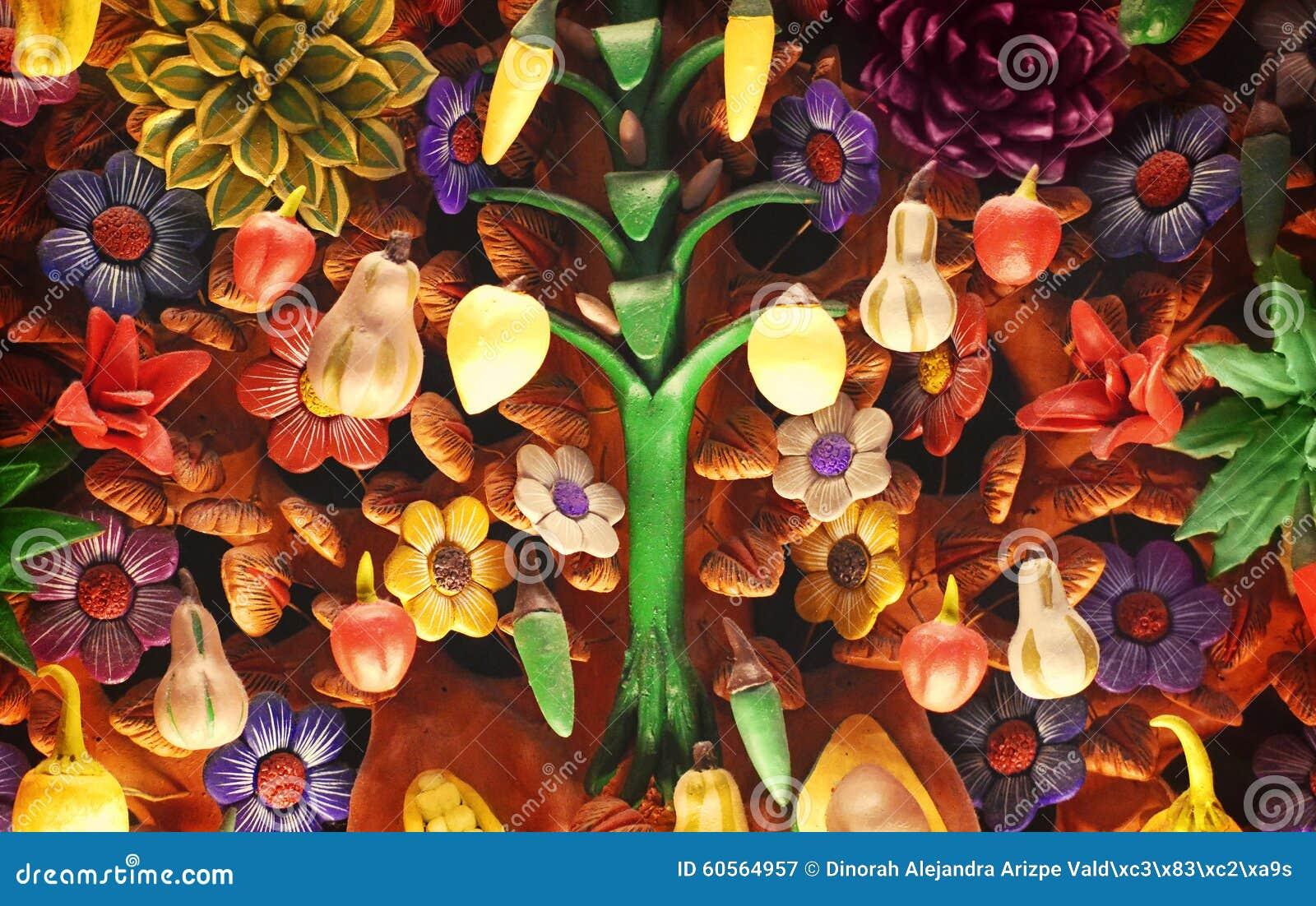 Mexikanischer Baum des Lebens