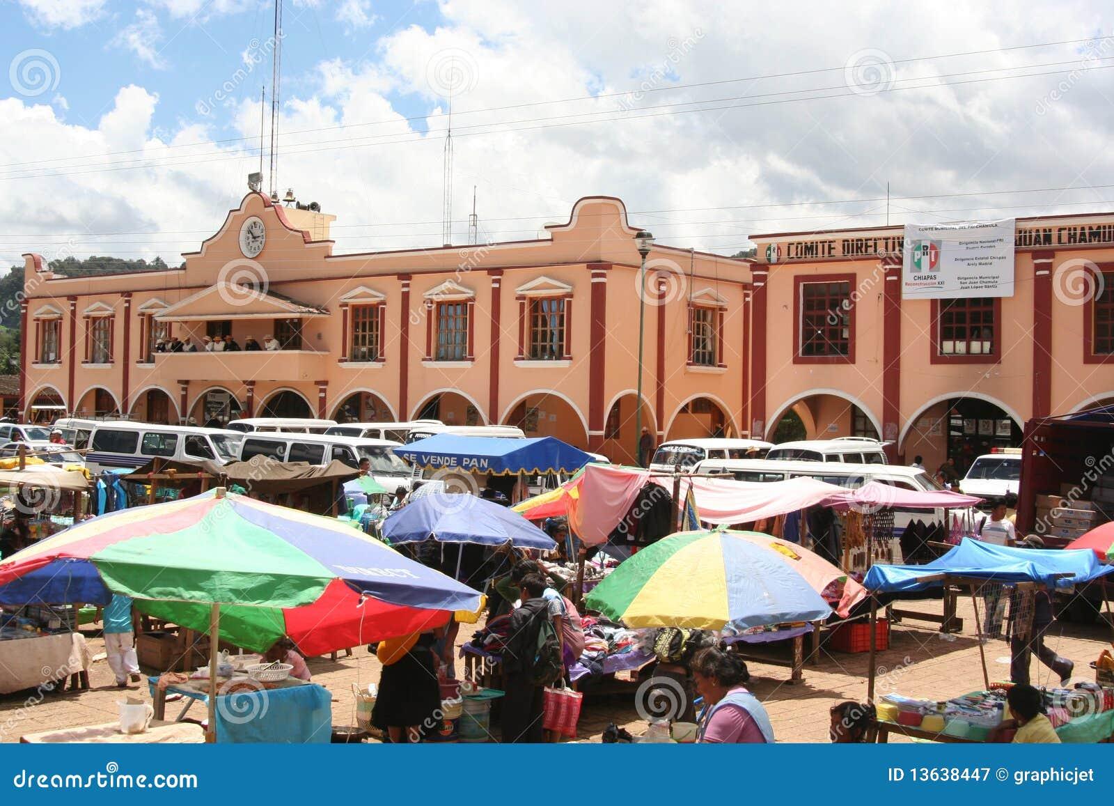 Mexikanischer Markt