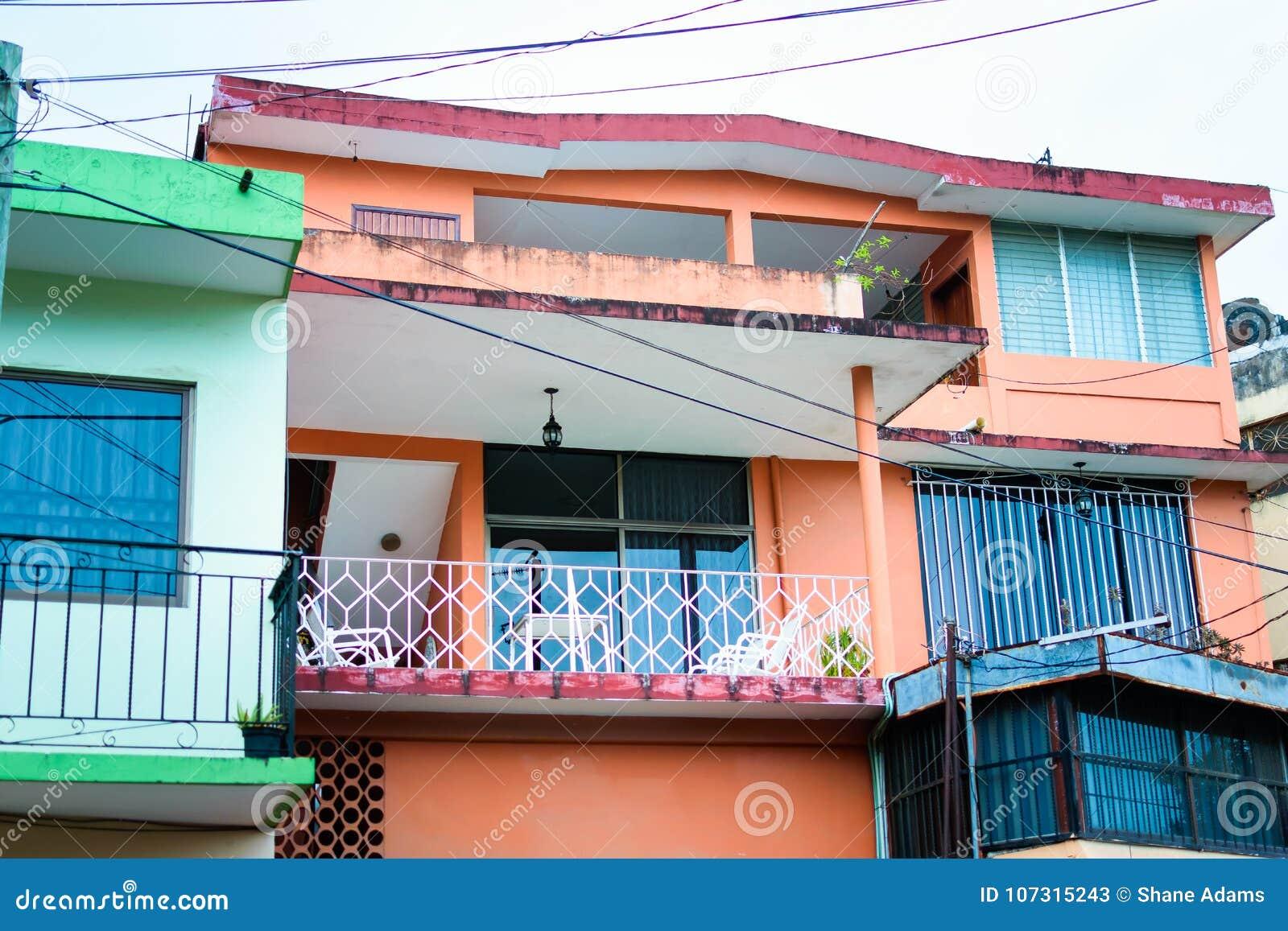 Mexikanisches Haus