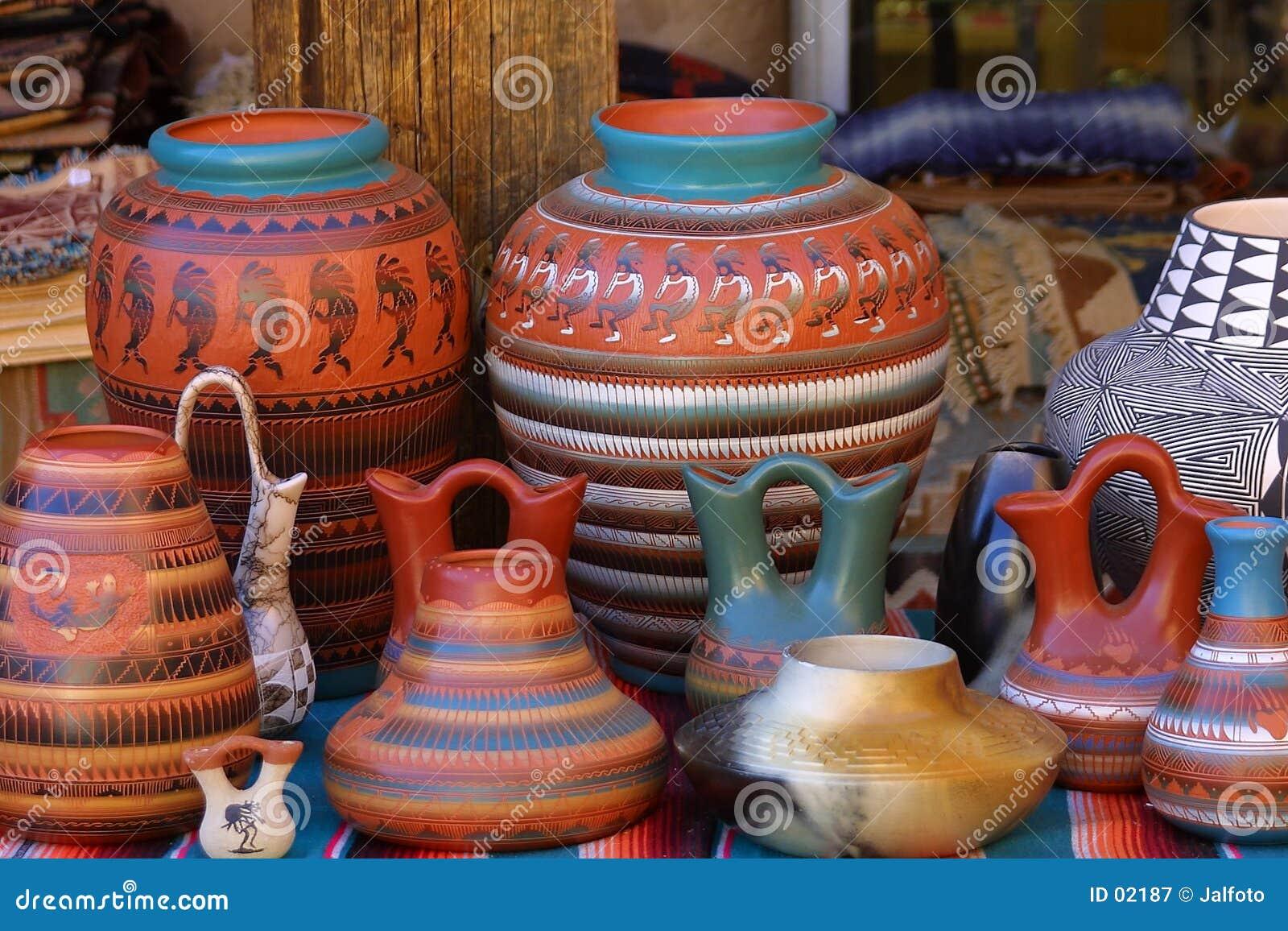 Mexiko-Tonwaren