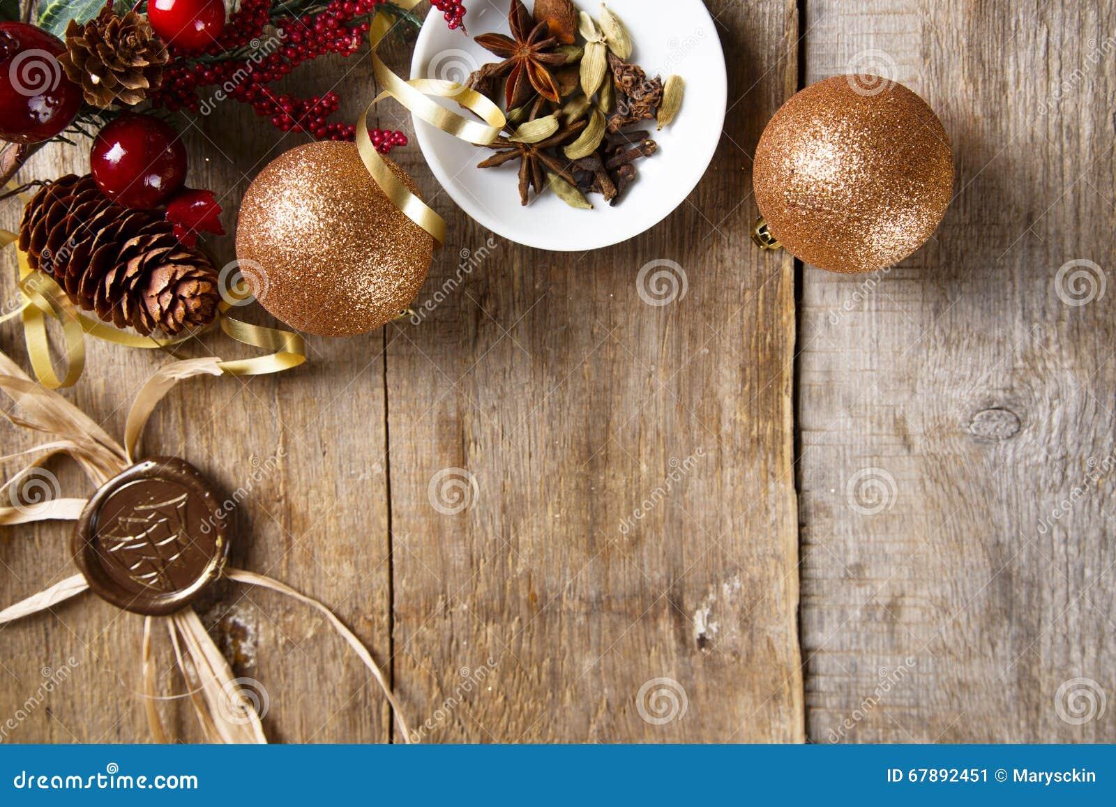 Mezcla de la especia de la Navidad