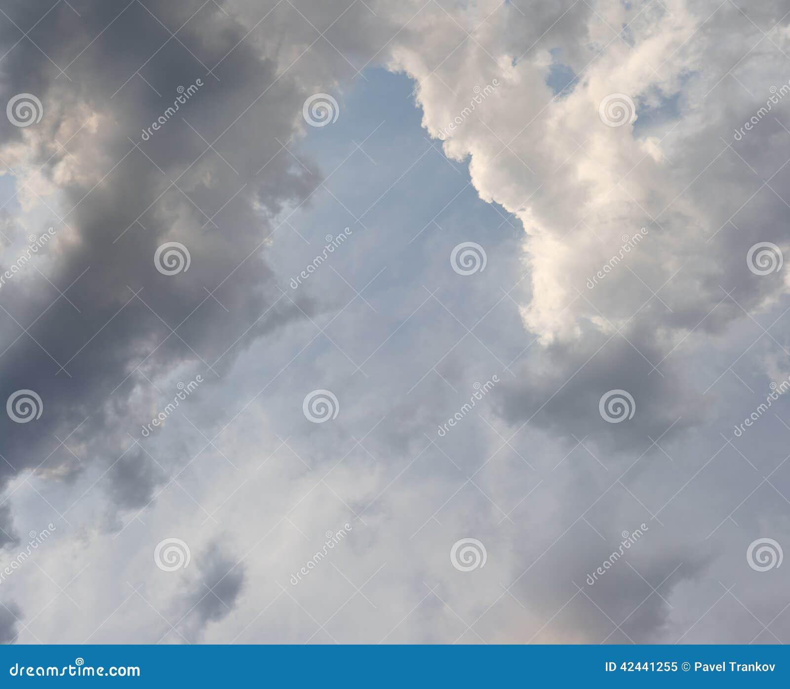 Mezcla turbulenta en nubes