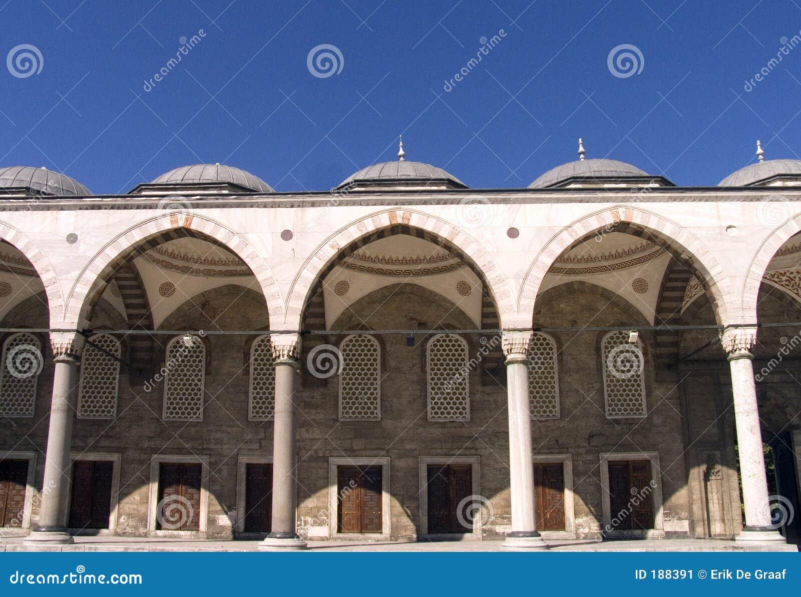 Mezquita azul 8