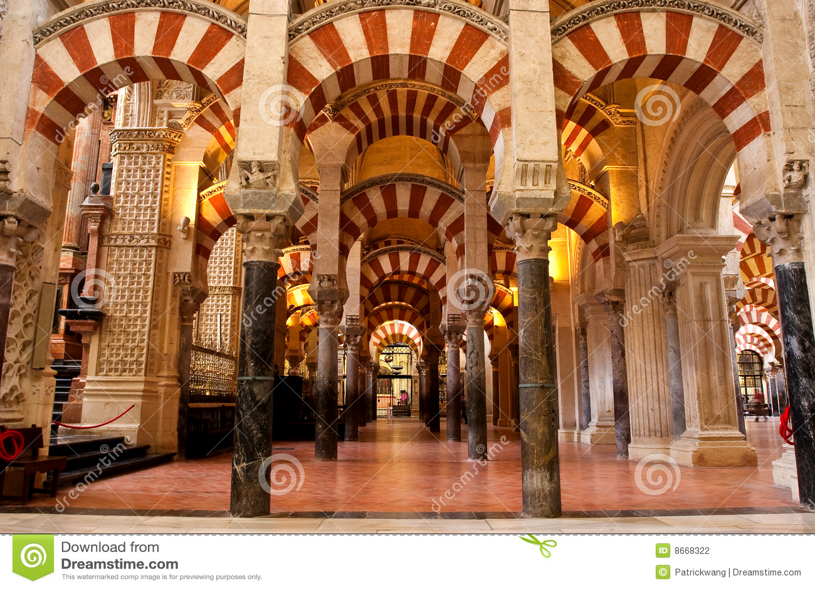 Mezquita of cordoba stock photo image of spanish roman for Decoracion cordoba