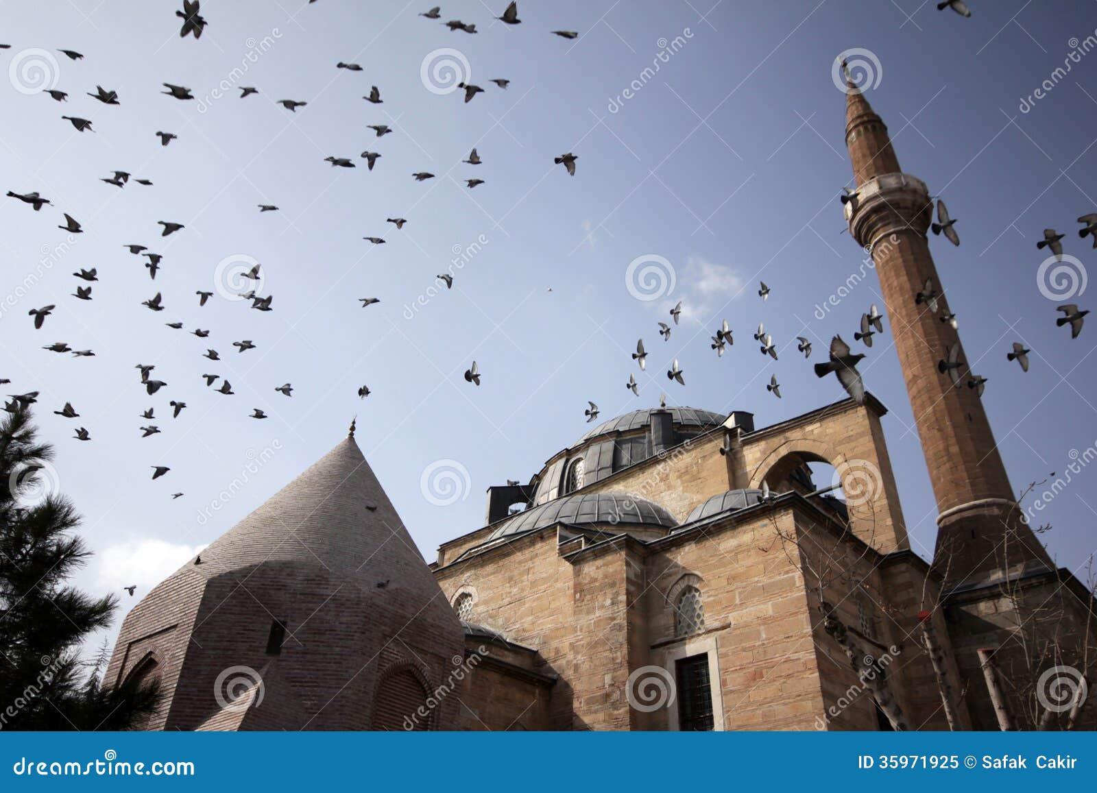 Mezquita de ?erafettin, Konya