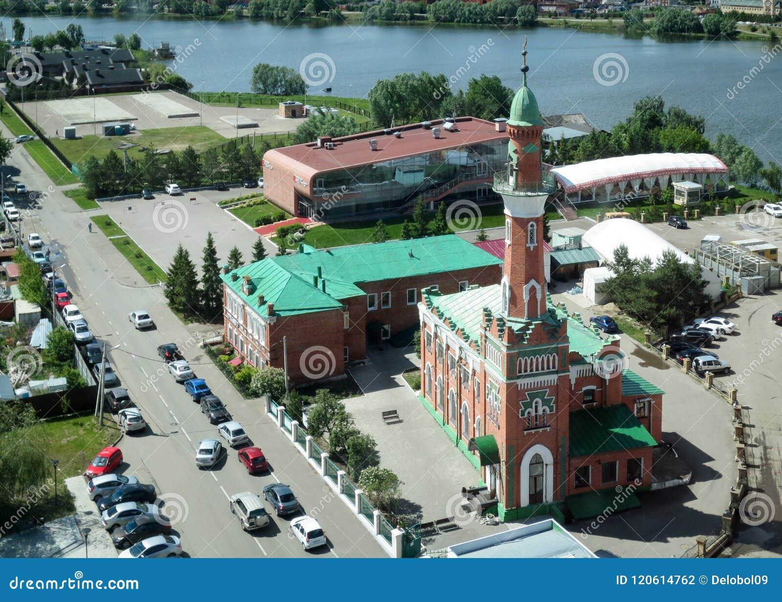 Mezquita de Zakabannaya, la mezquita del 1000o aniversario del Islam