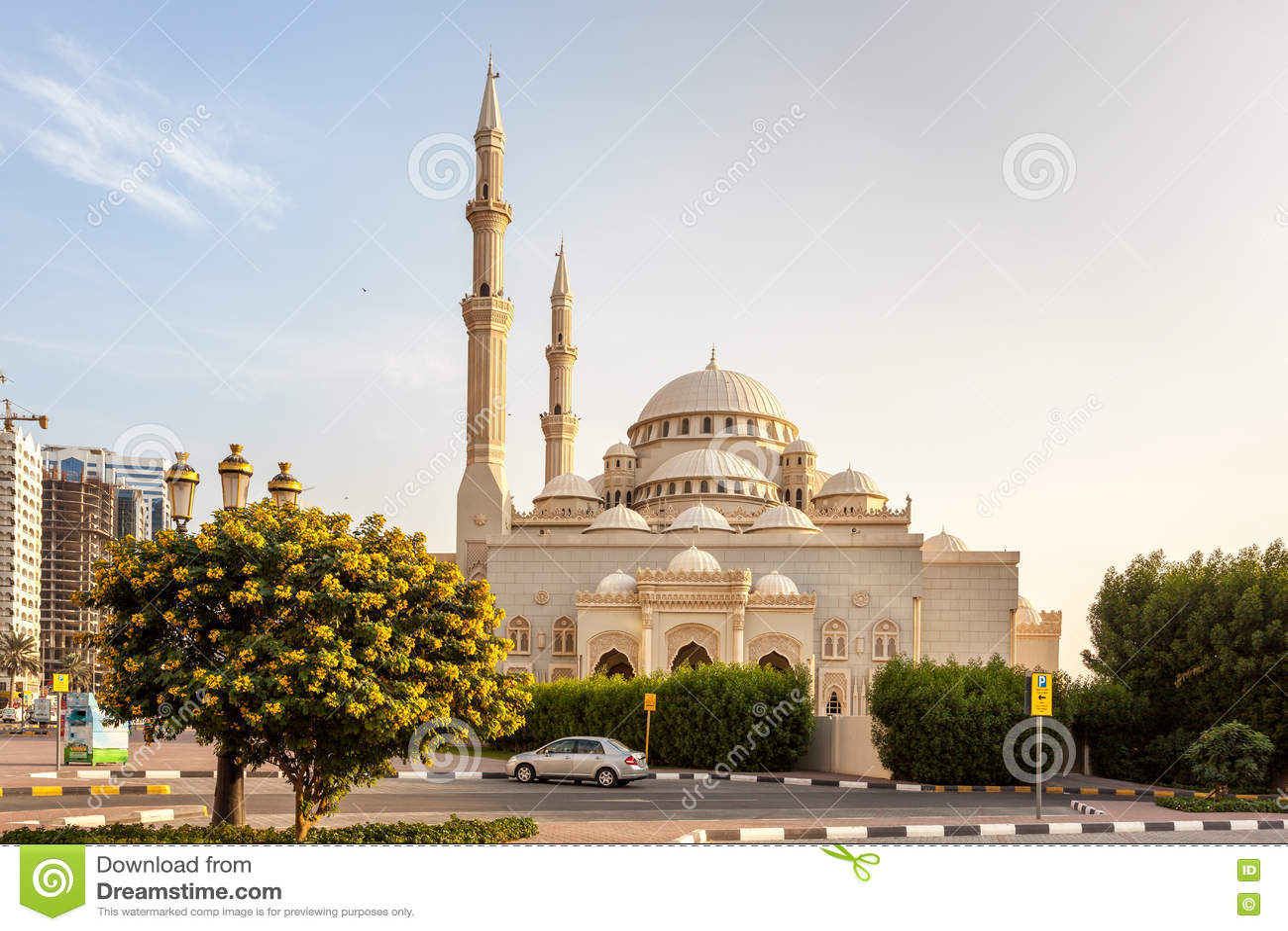 Mezquita Sharja