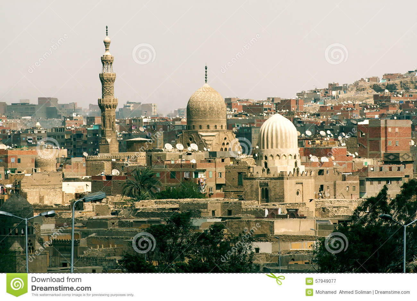 Mezquitas en El Cairo
