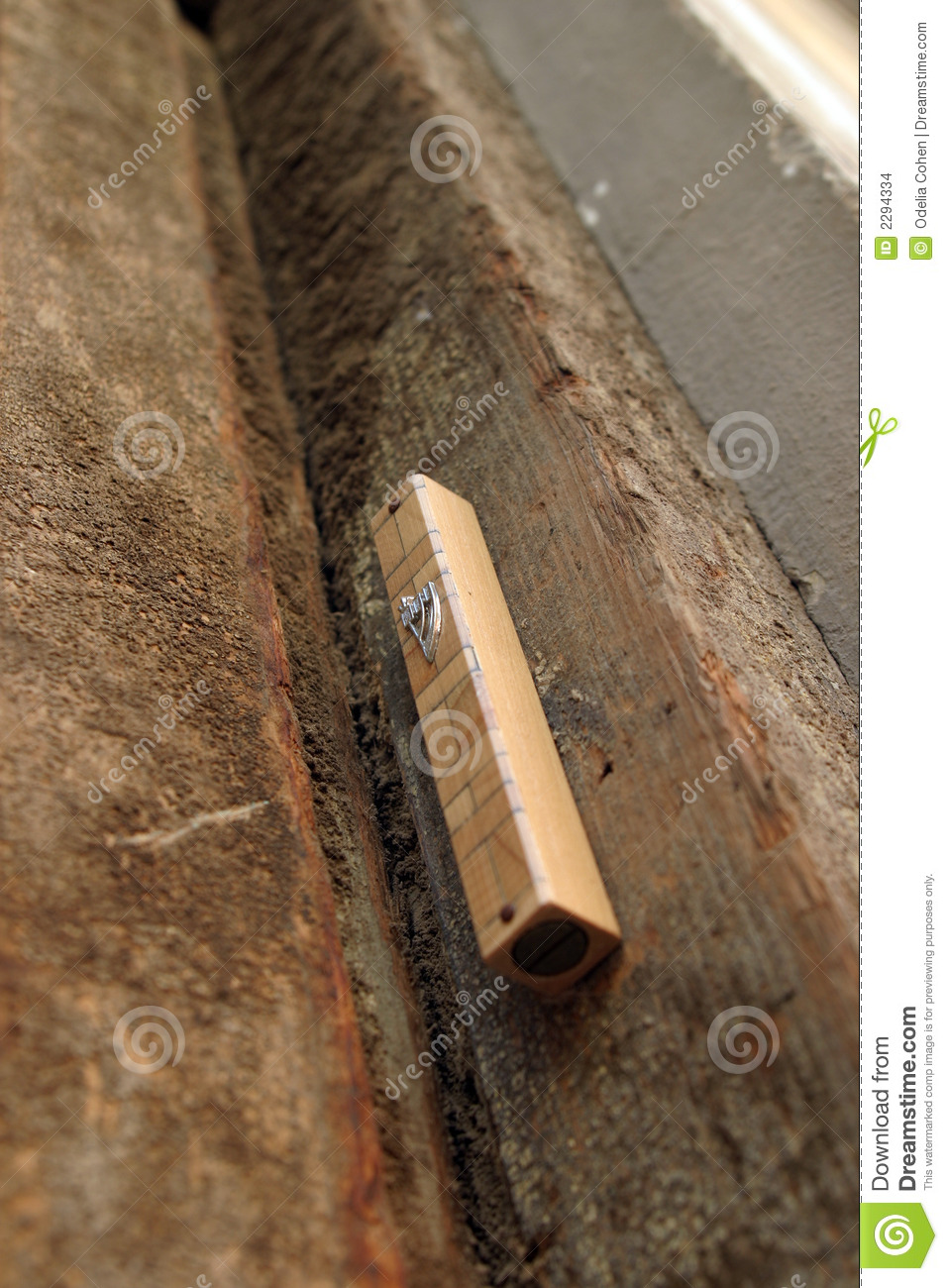 Mezuzah Stock Photo Image Of Traditional Tradition Judaism 2294334