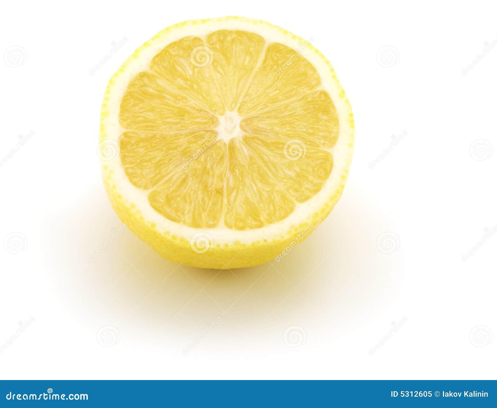 Download Mezzo immagine stock. Immagine di fresco, frutta, background - 5312605