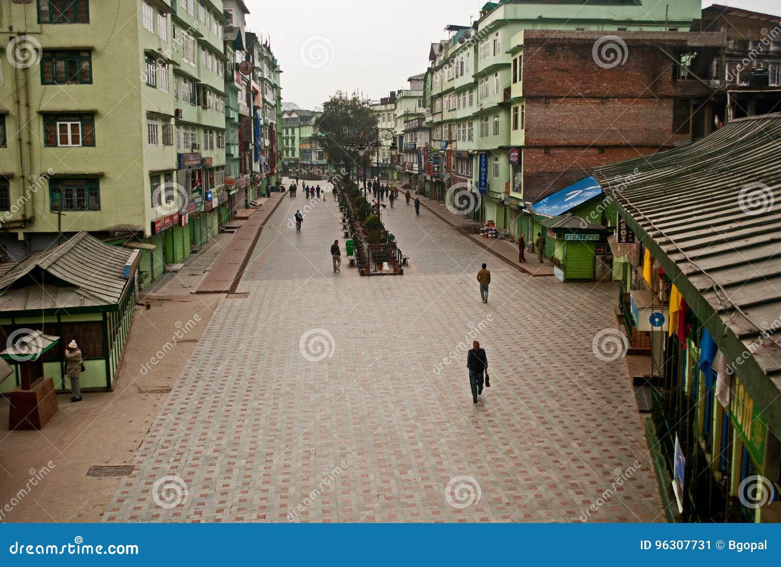 MG Marg, Gangtok