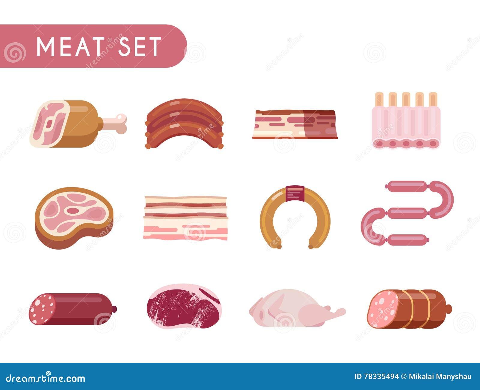Mięso set