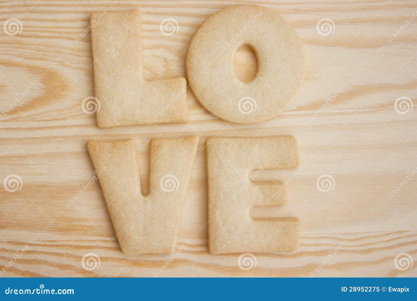 Miłość ciastka