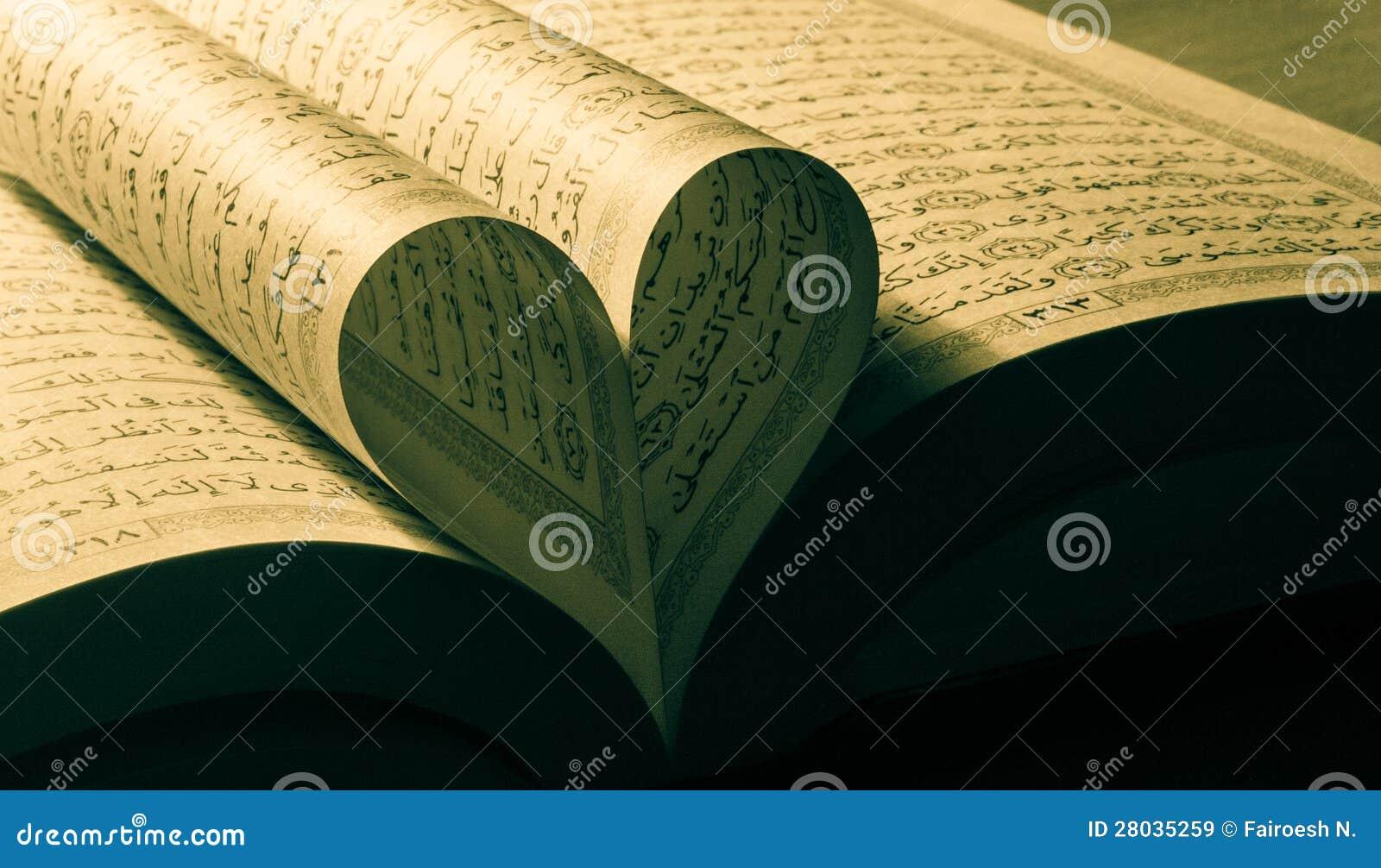 Miłość czyta koran