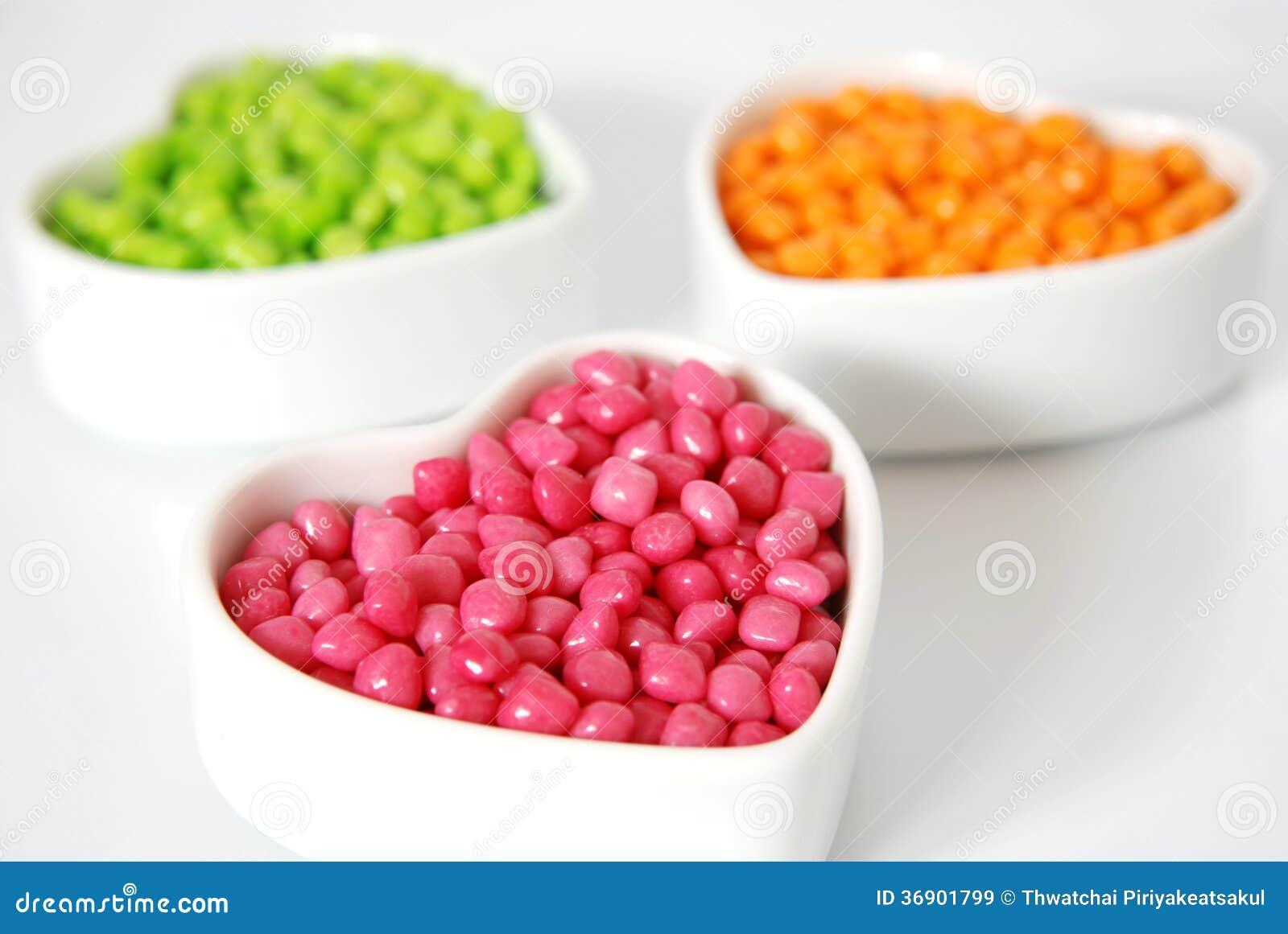 Miłość jest (cukierek)