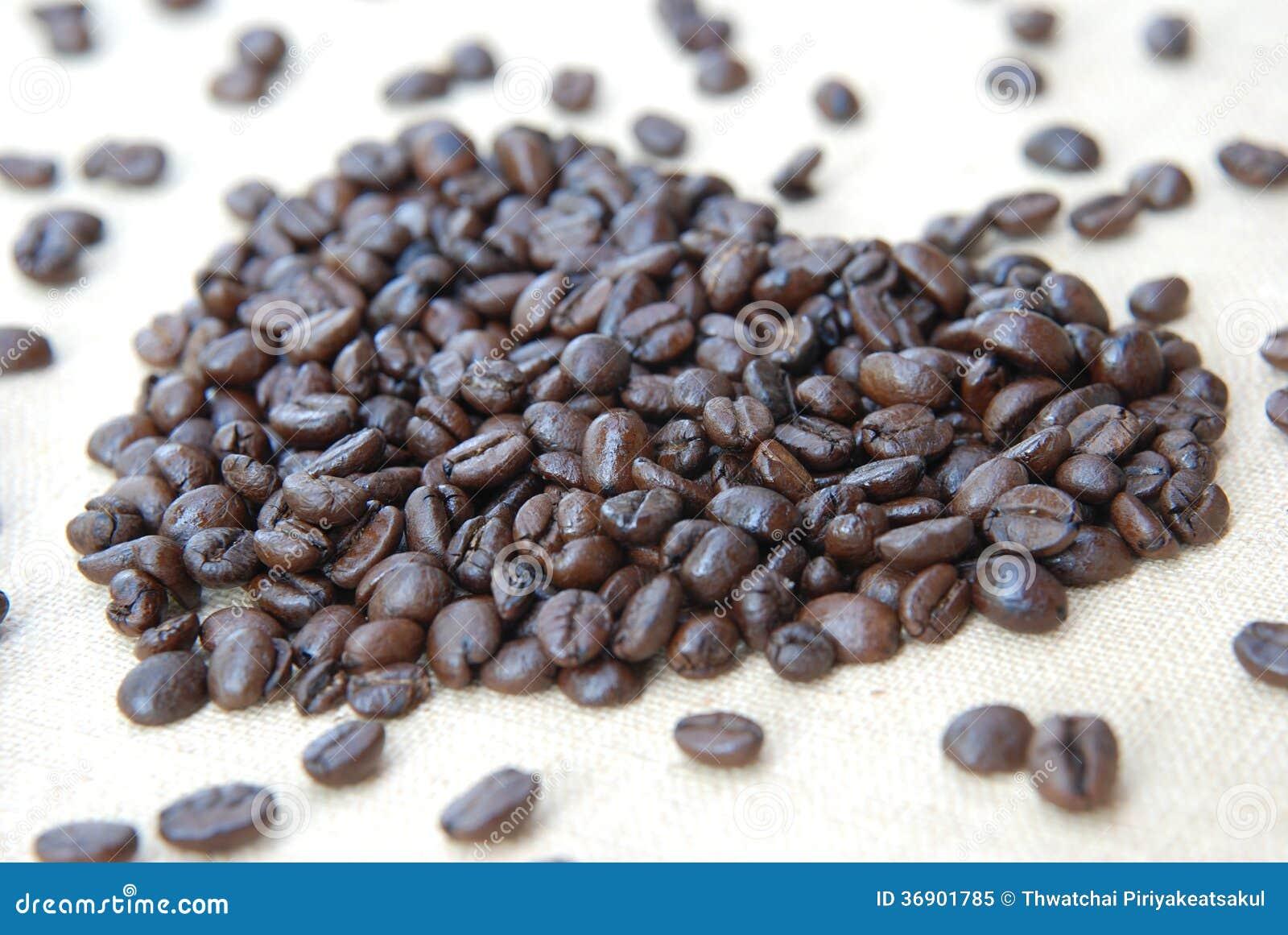 Miłość jest (kawowa fasola)