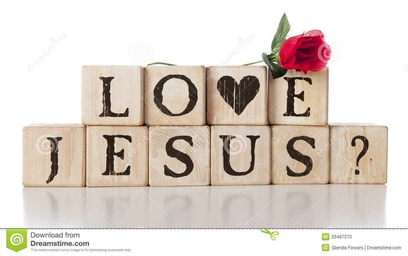 Miłość Jezus?