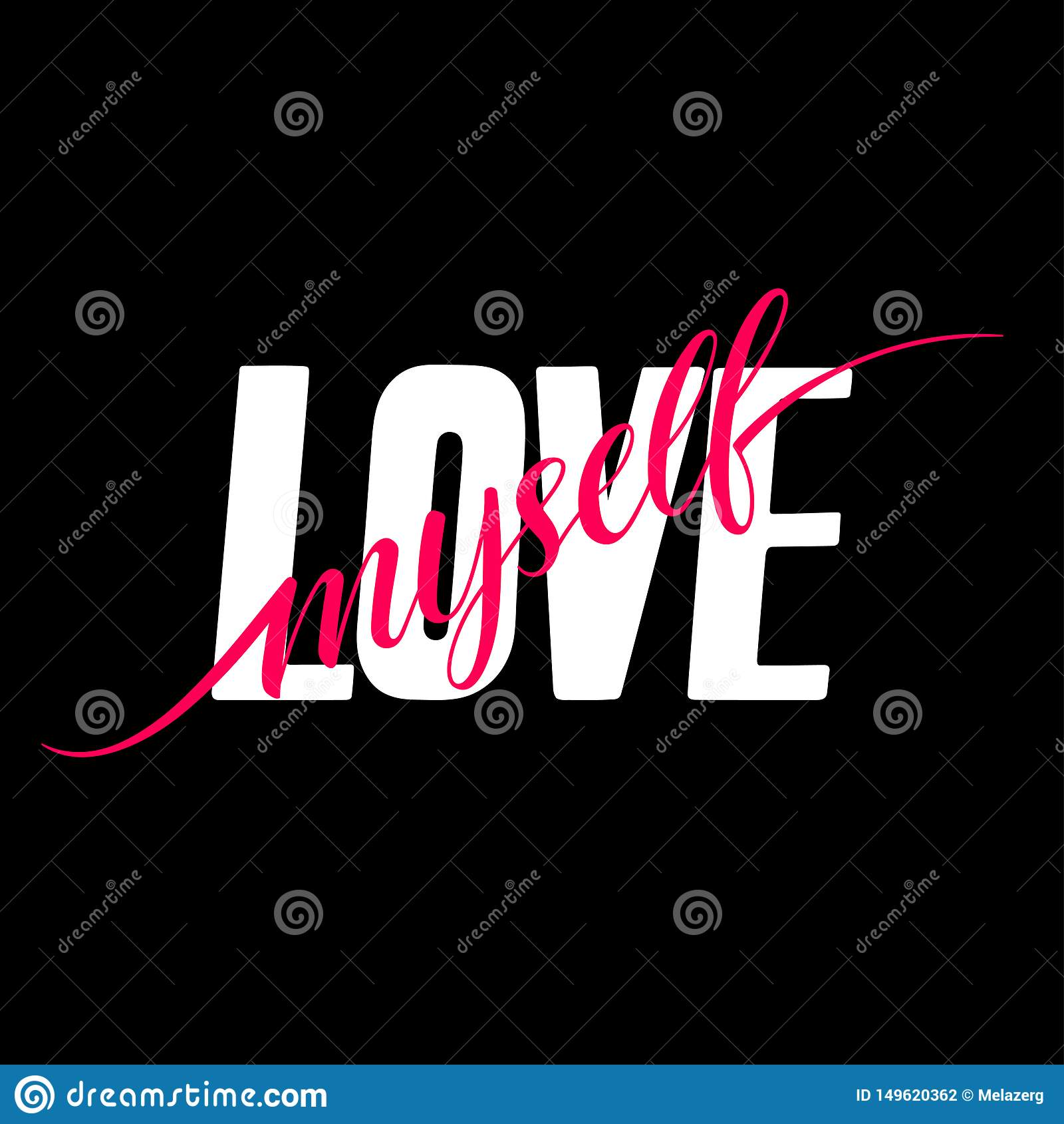 Miłość kaligrafia