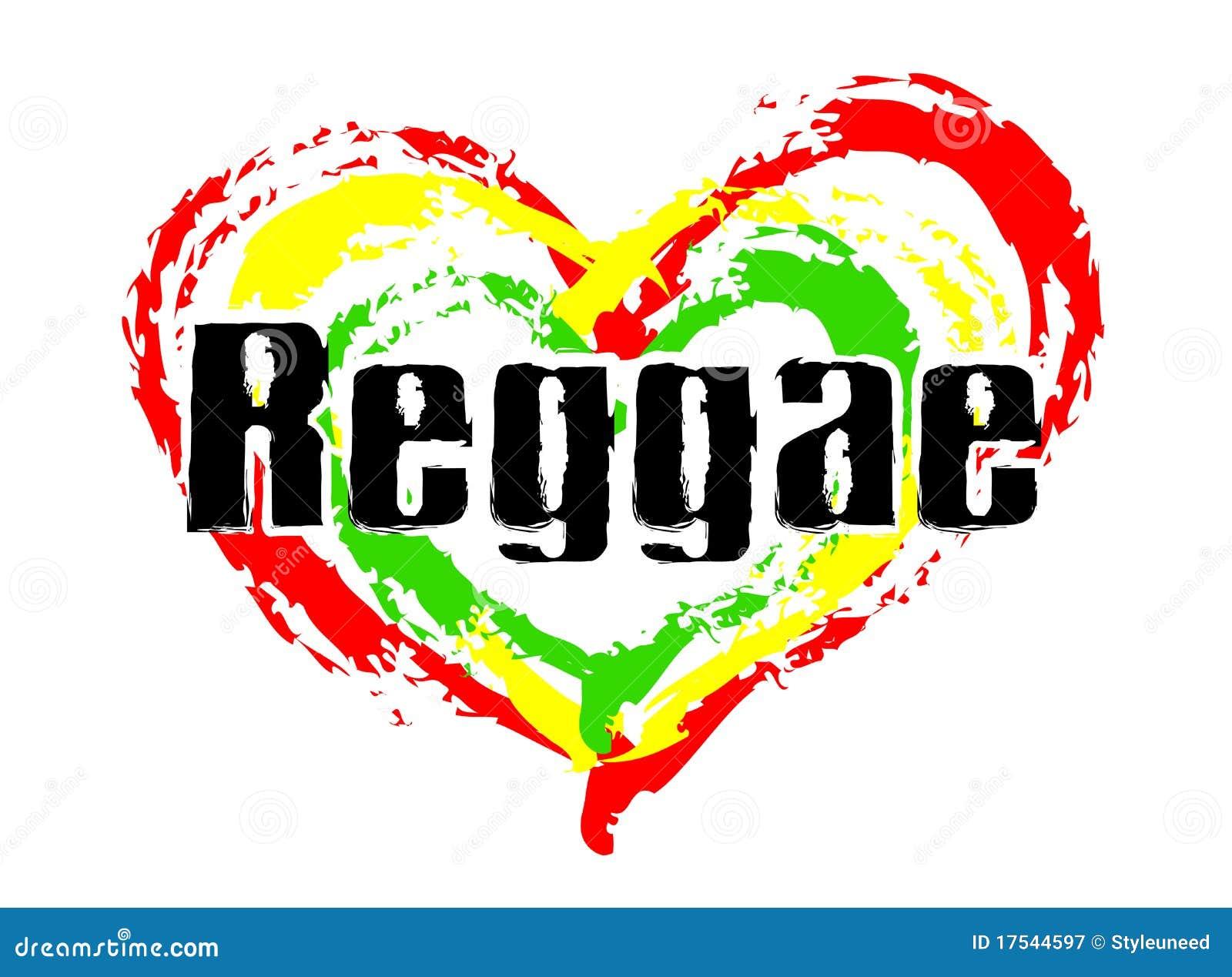 Miłości muzyki reggae