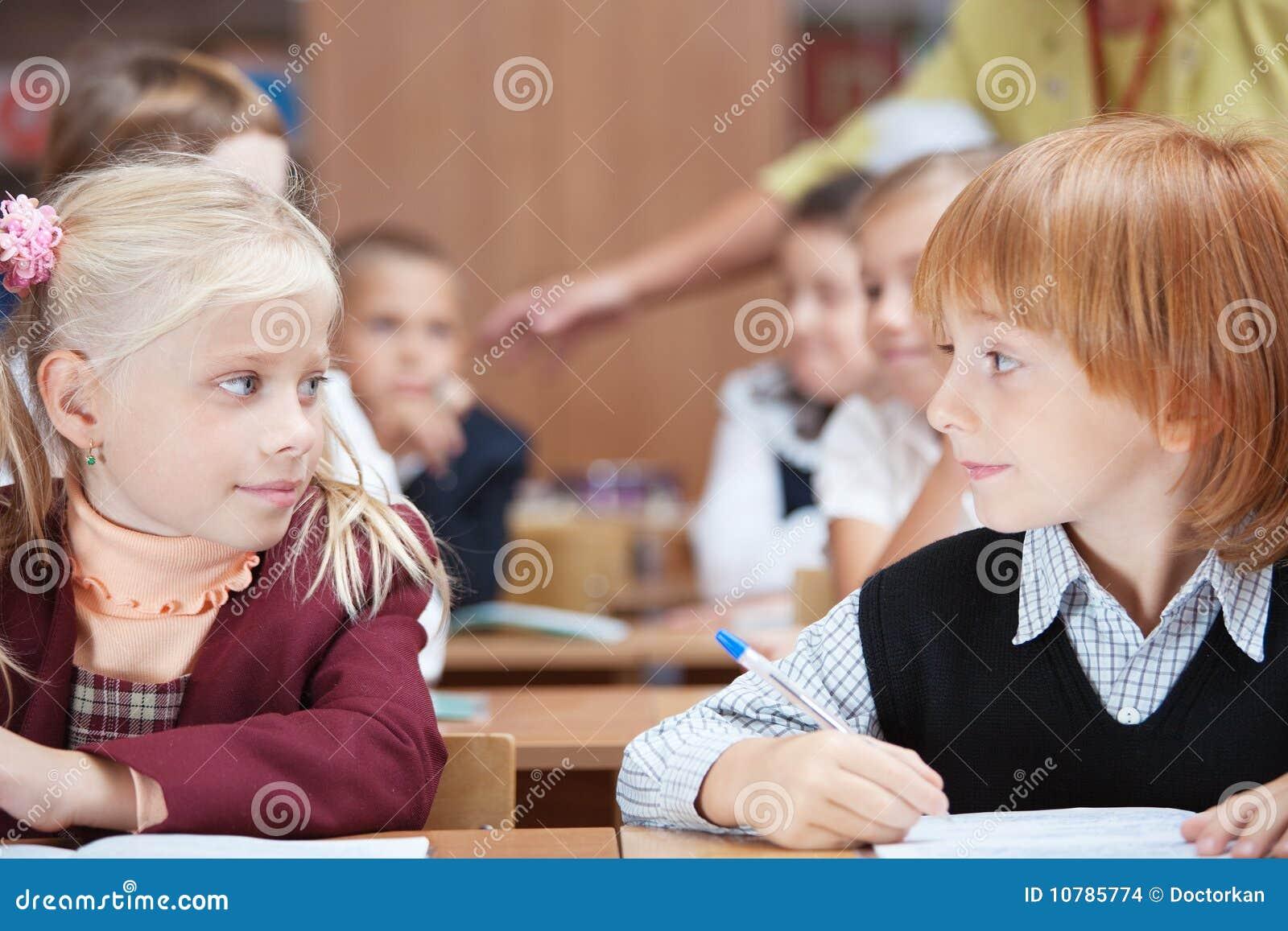 Miłości pierwszy szkoła